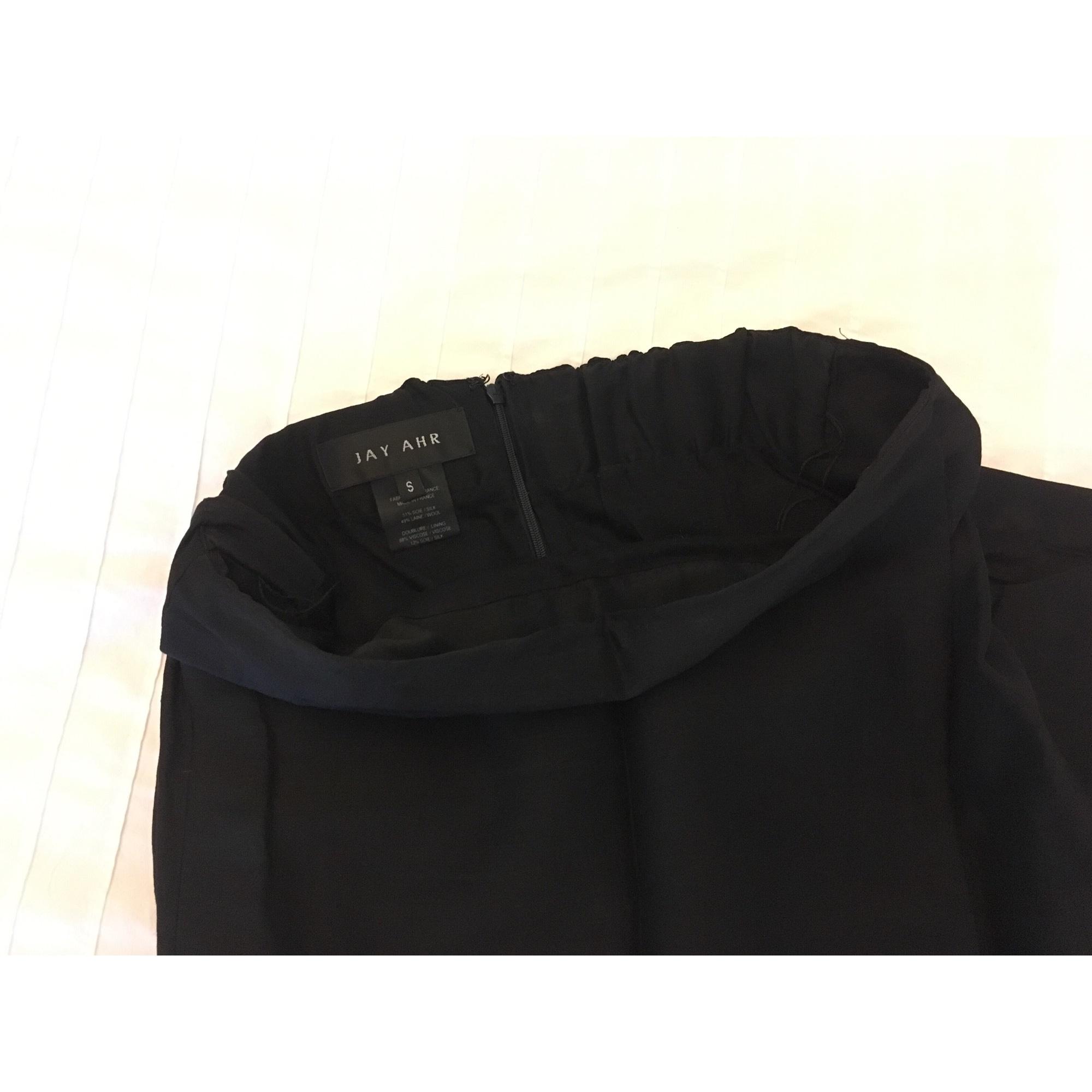 Robe courte JAY AHR Noir