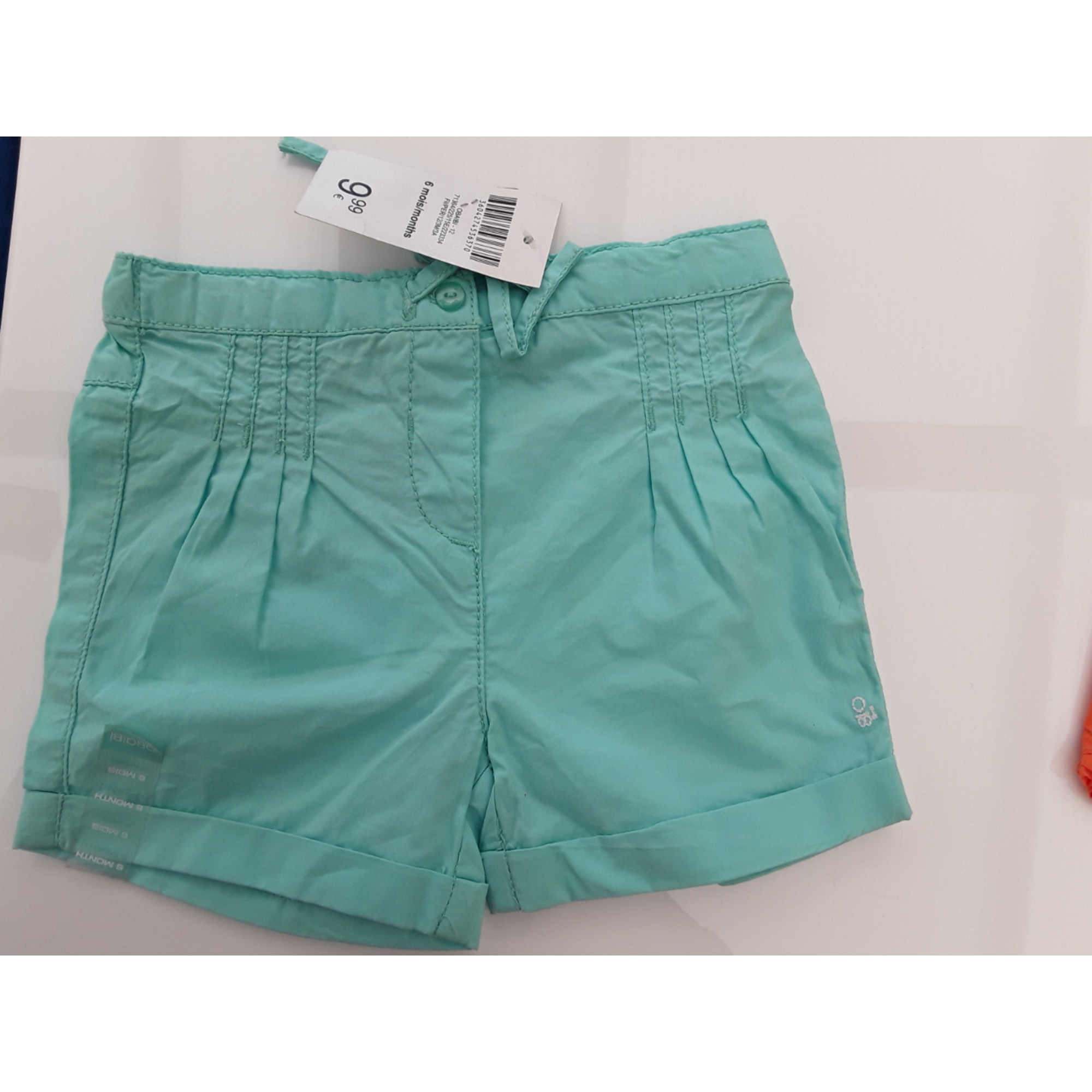 Shorts OBAIBI Green