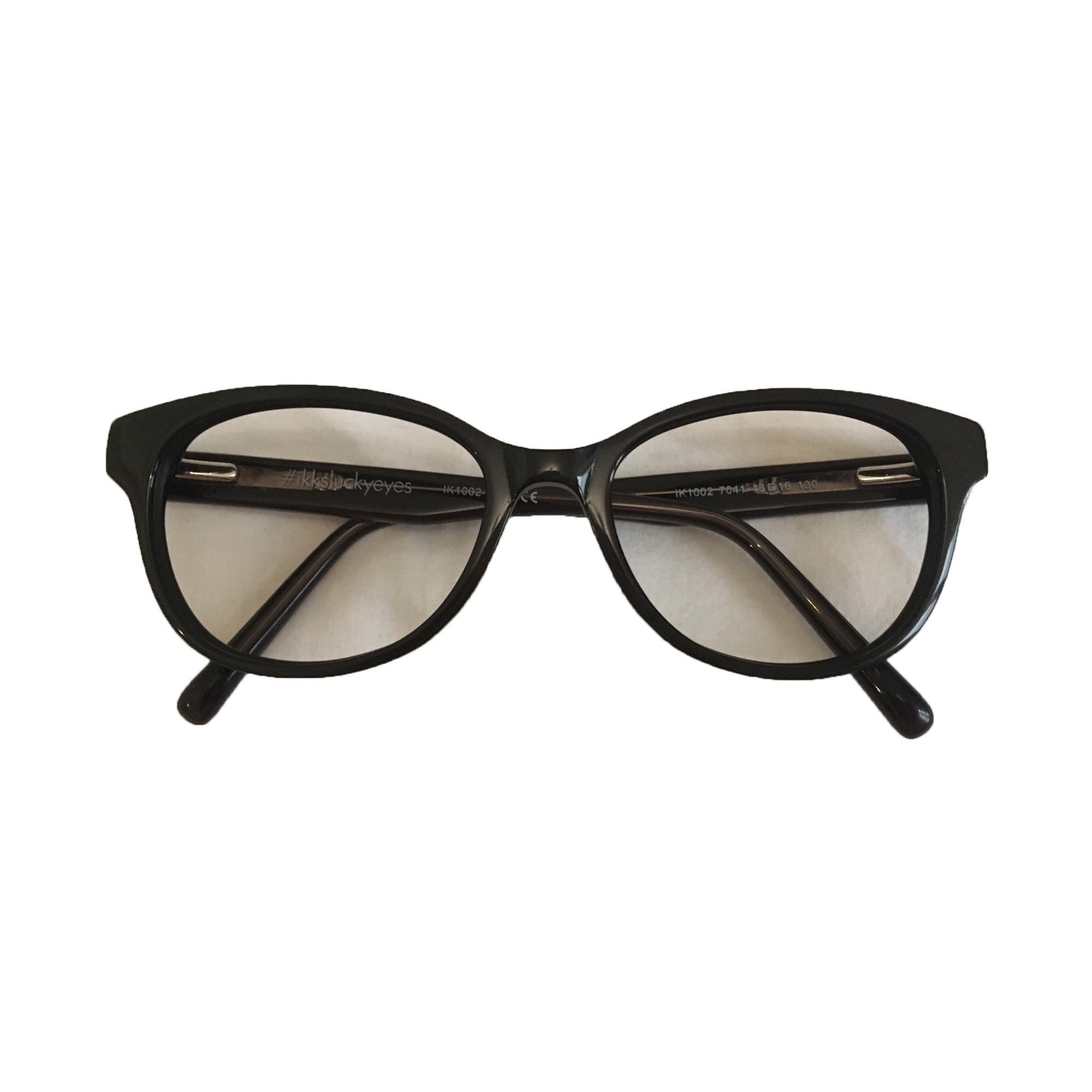 Brillen IKKS Schwarz
