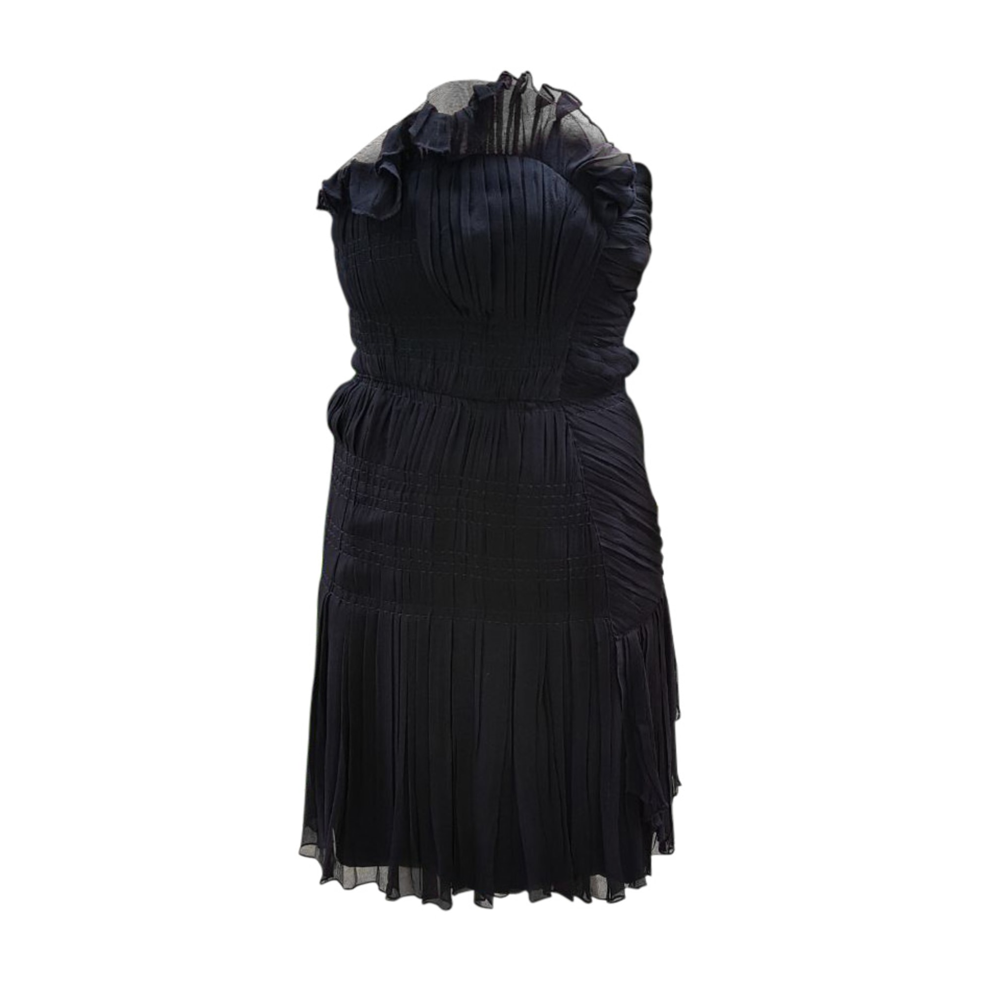 Robe bustier PHILOSOPHY DI ALBERTA FERRETTI Noir