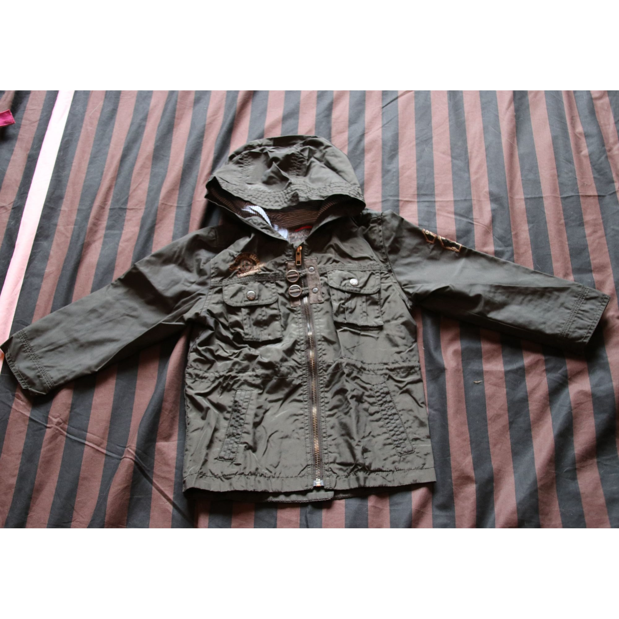 Imperméable CATIMINI Marron