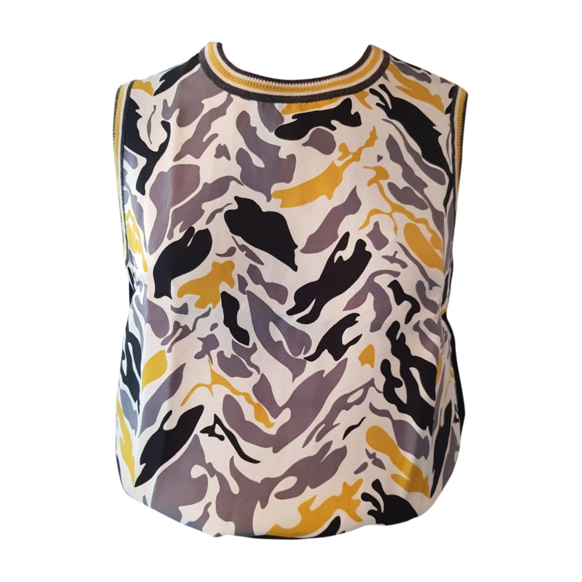 Top, tee-shirt PAULE KA Multicouleur
