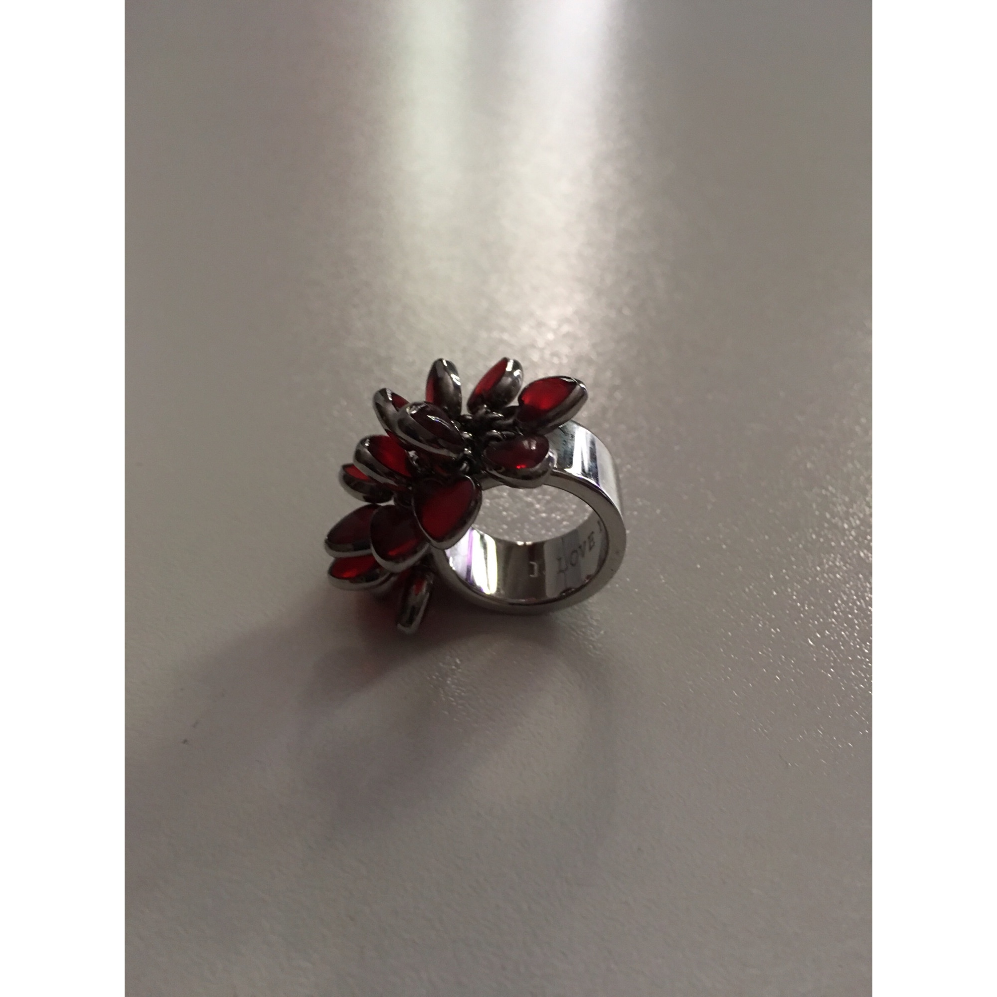 Bague SWATCH Rouge, bordeaux
