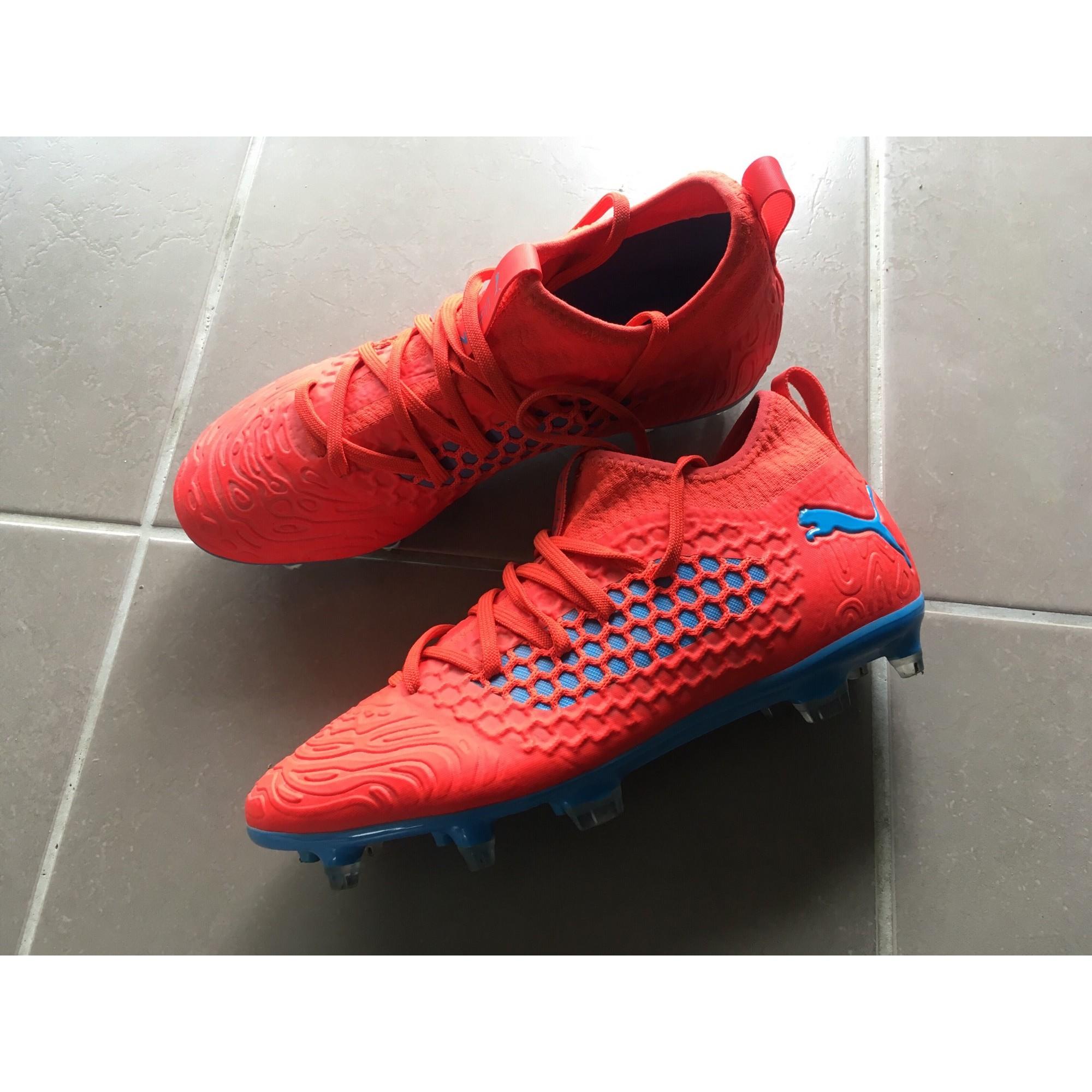 Chaussures de sport PUMA Rouge, bordeaux
