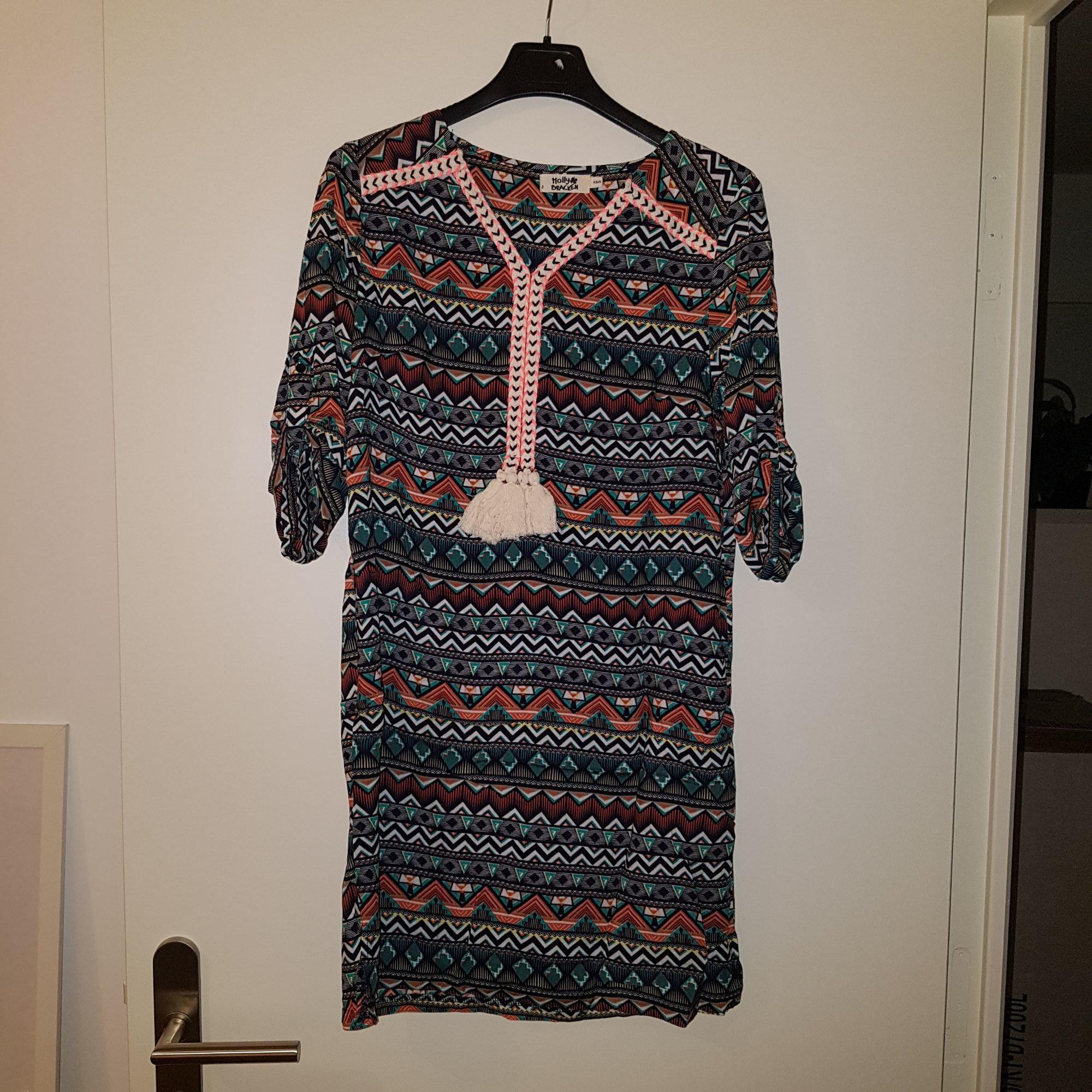 Robe tunique MOLLY BRACKEN Multicouleur