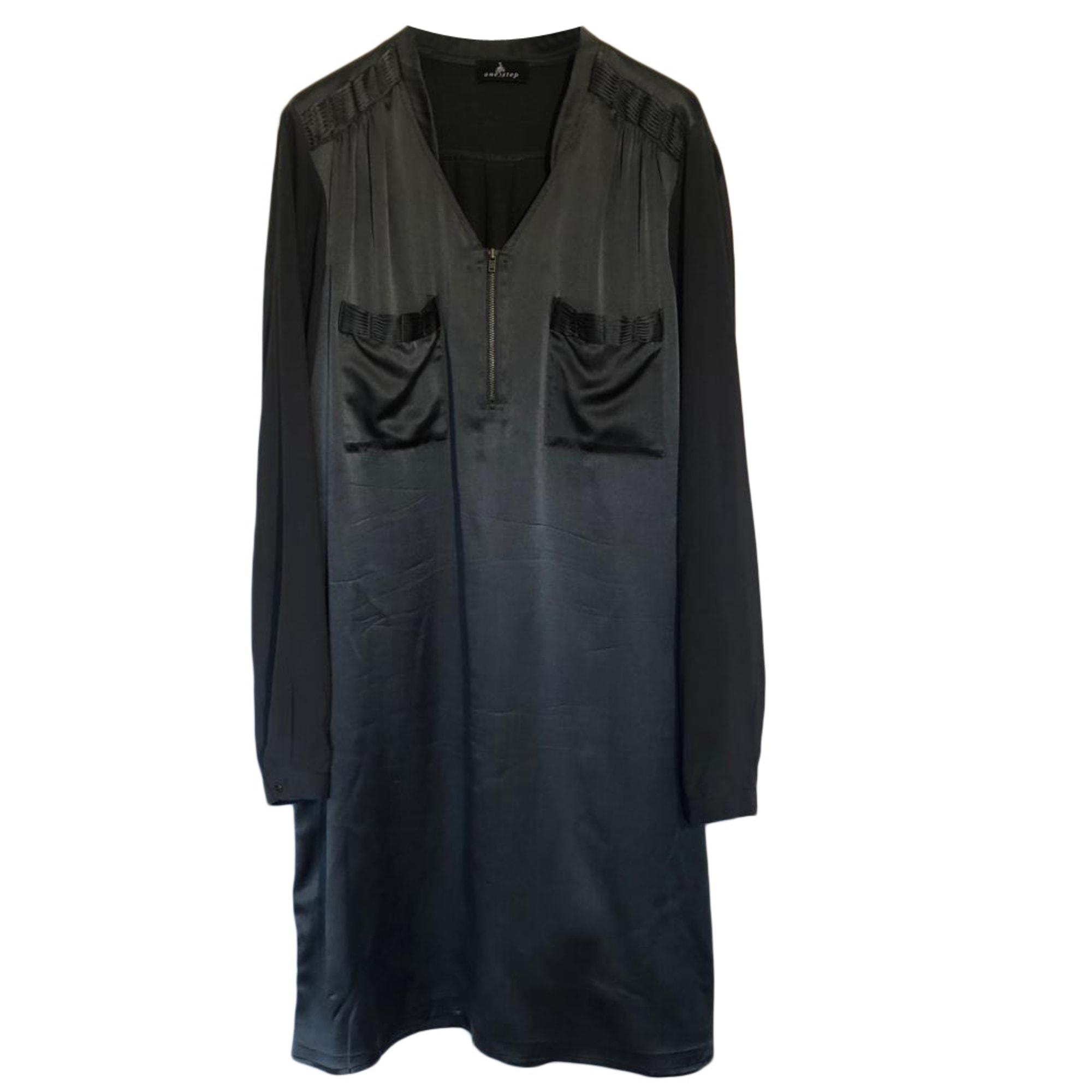 Robe mi-longue ONE STEP Kaki