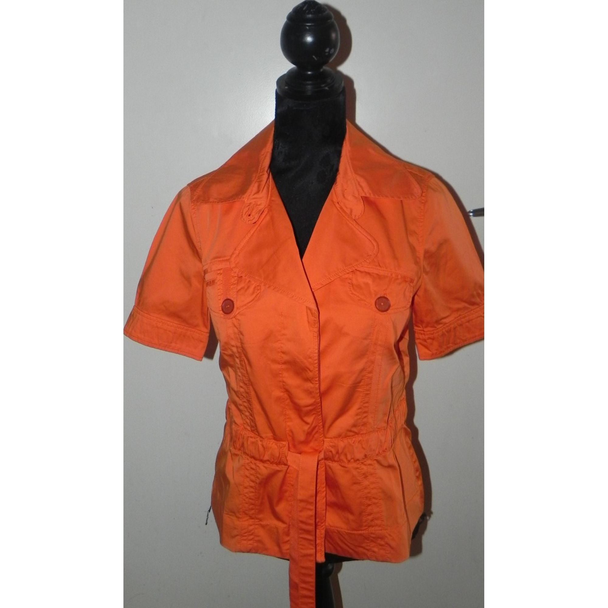 Veste GIGUE Orange