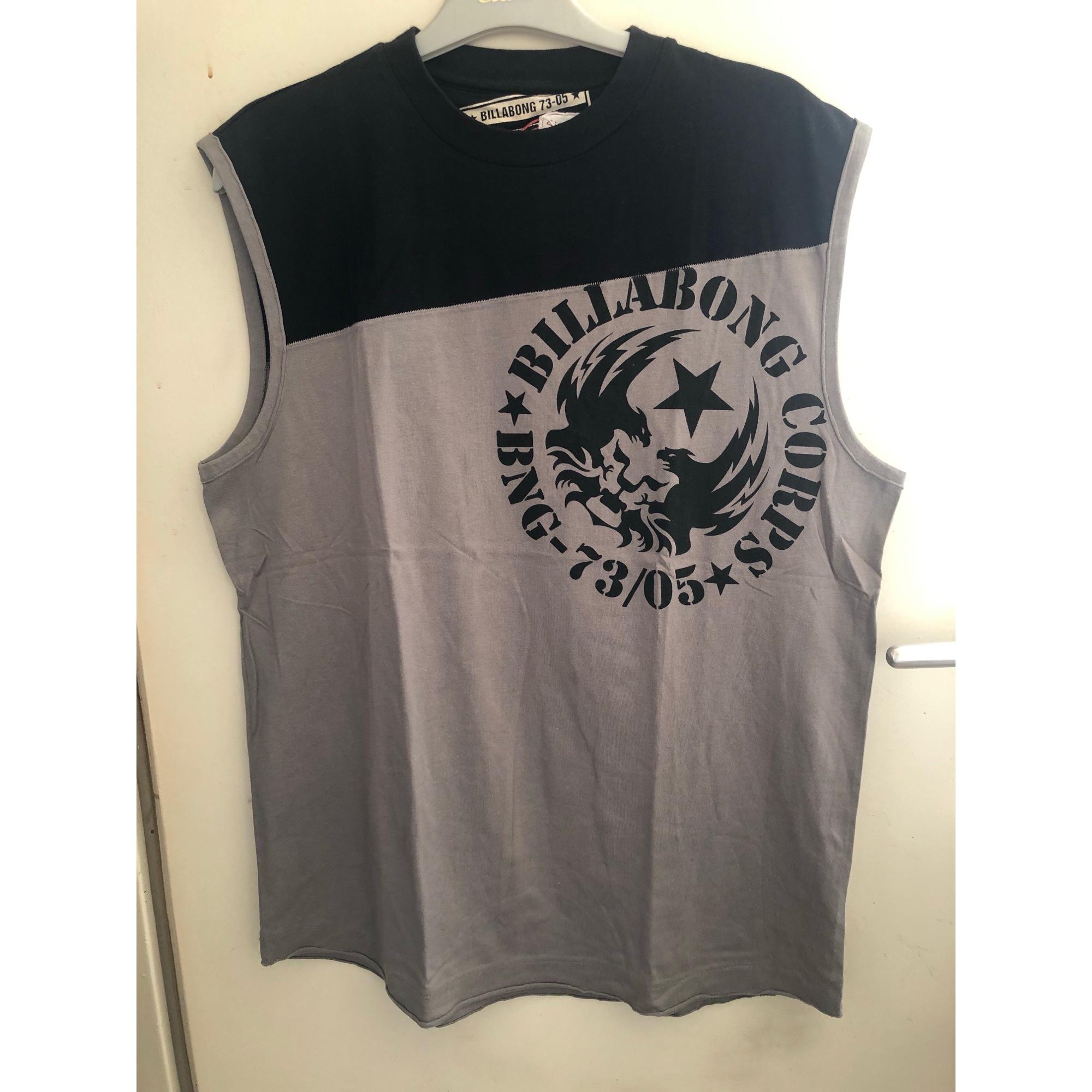 Tee-shirt BILLABONG Gris, anthracite