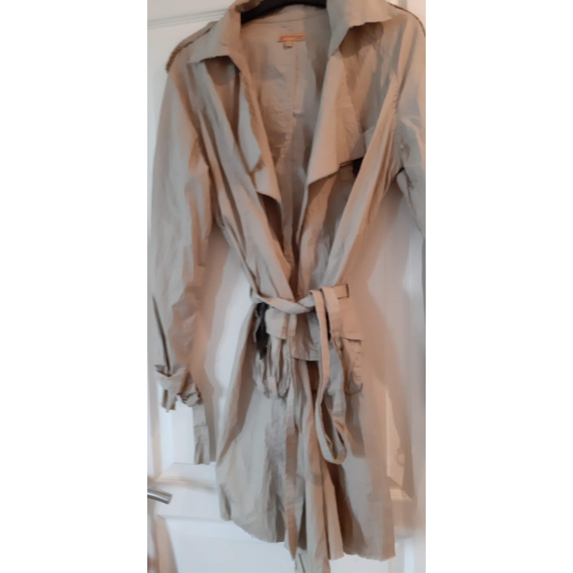Imperméable, trench BEST MOUNTAIN Beige, camel
