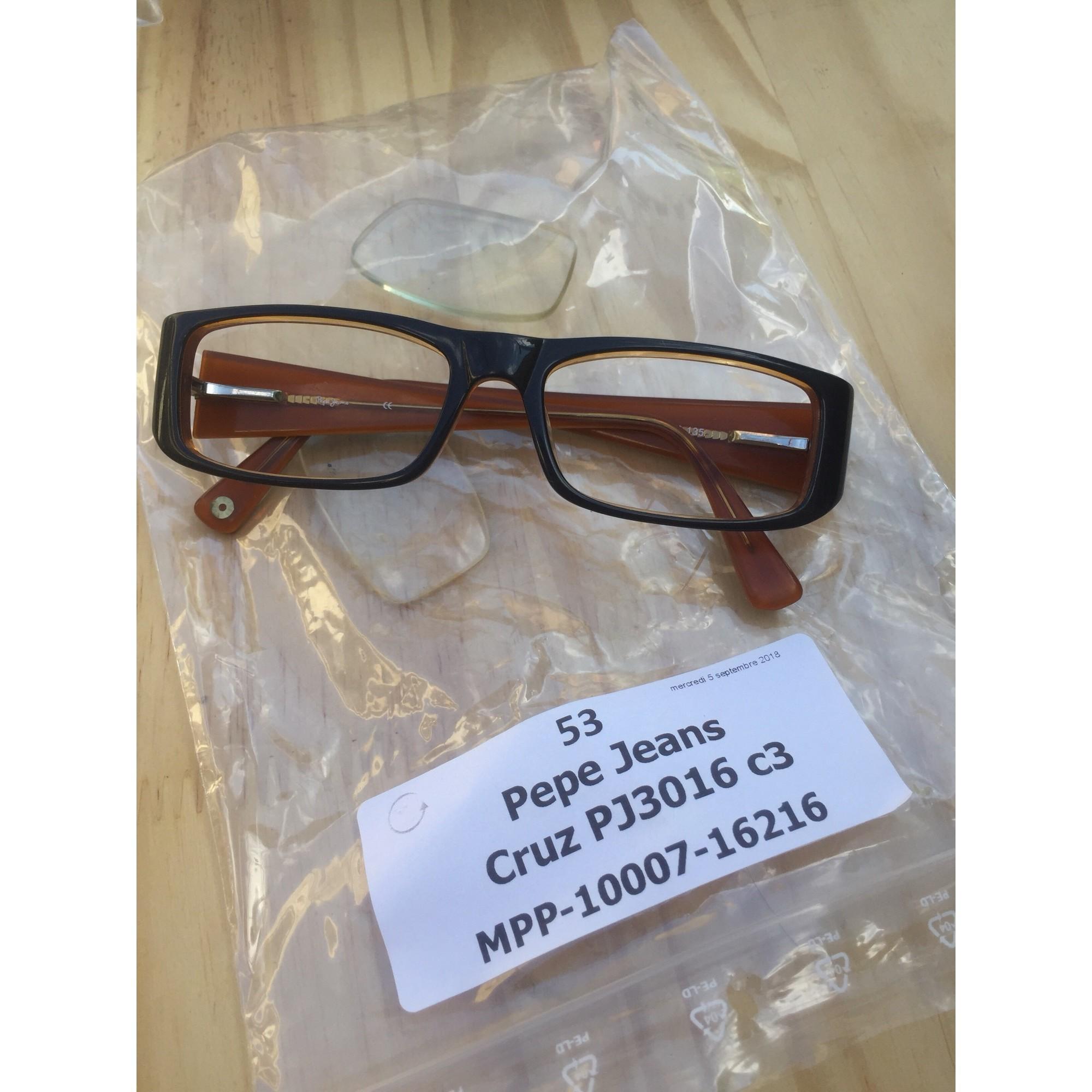 Eyeglass Frames PEPE JEANS Black
