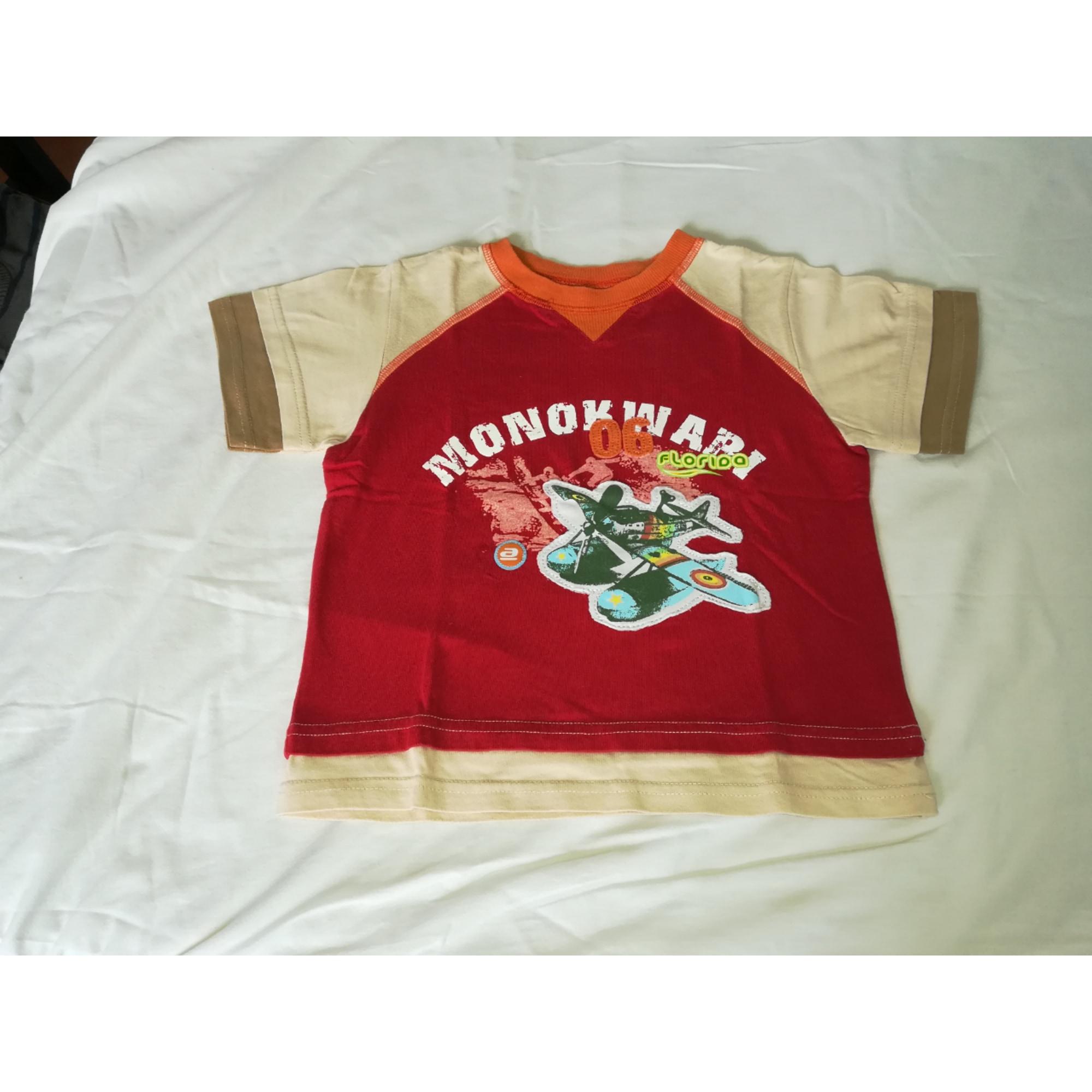 Anzug, Set für Kinder, kurz ABSORBA Rot, bordeauxrot