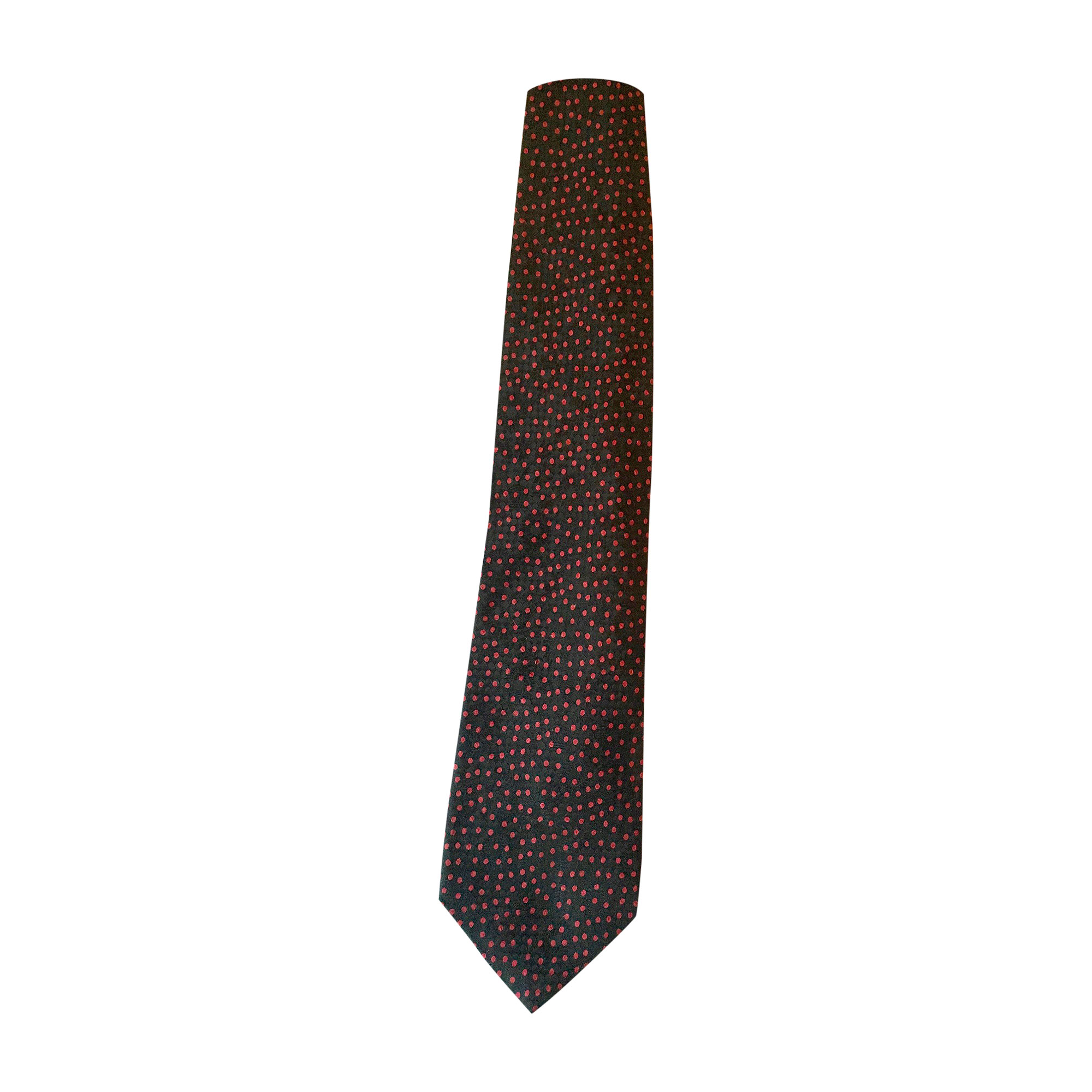 Cravate YVES SAINT LAURENT Noir