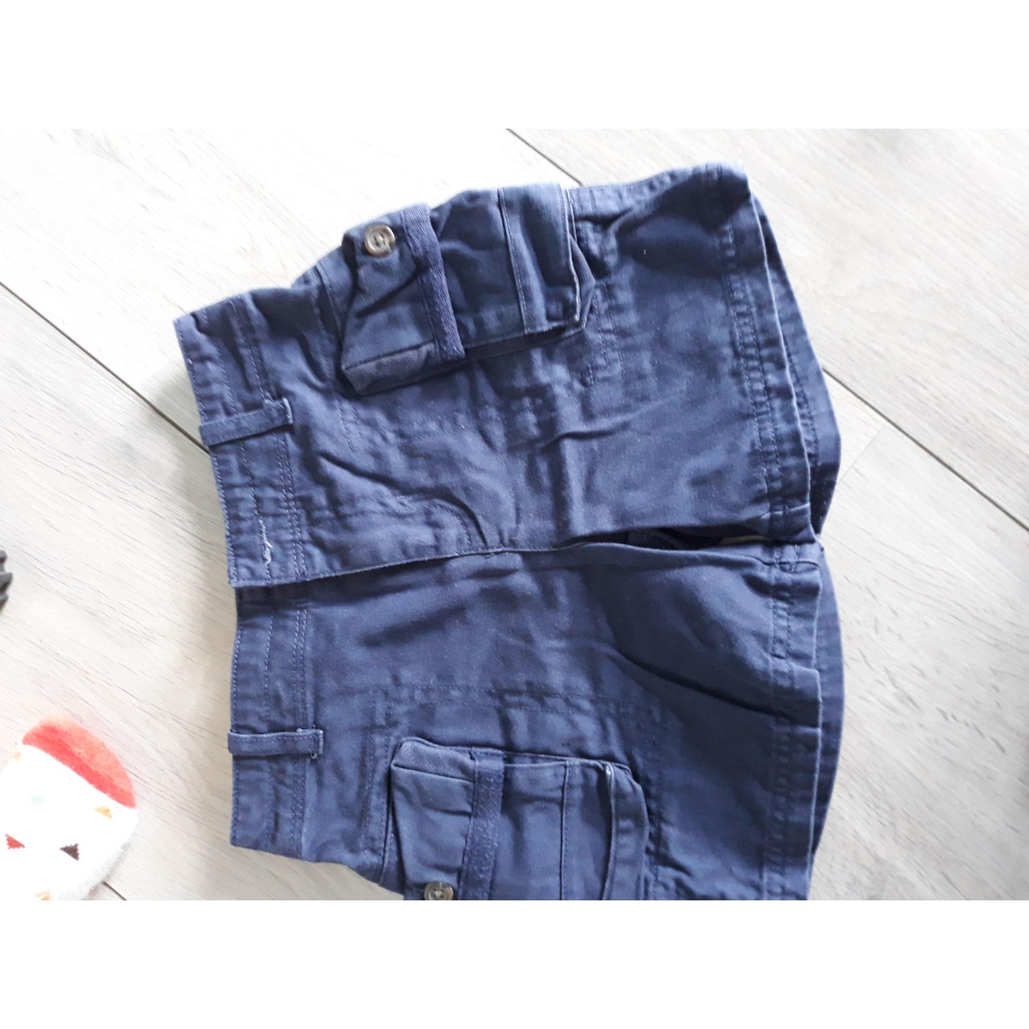 Short RALPH LAUREN Bleu, bleu marine, bleu turquoise