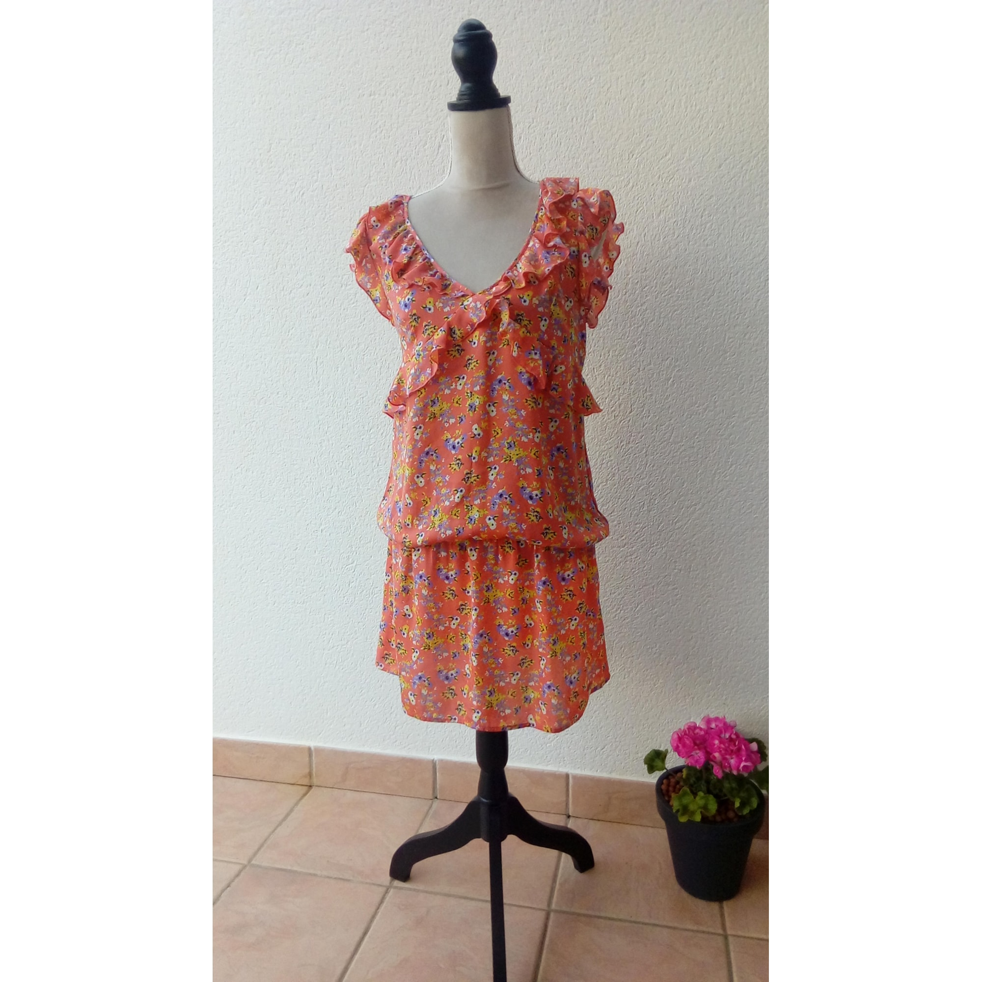 Robe mi-longue GAUDI Orange
