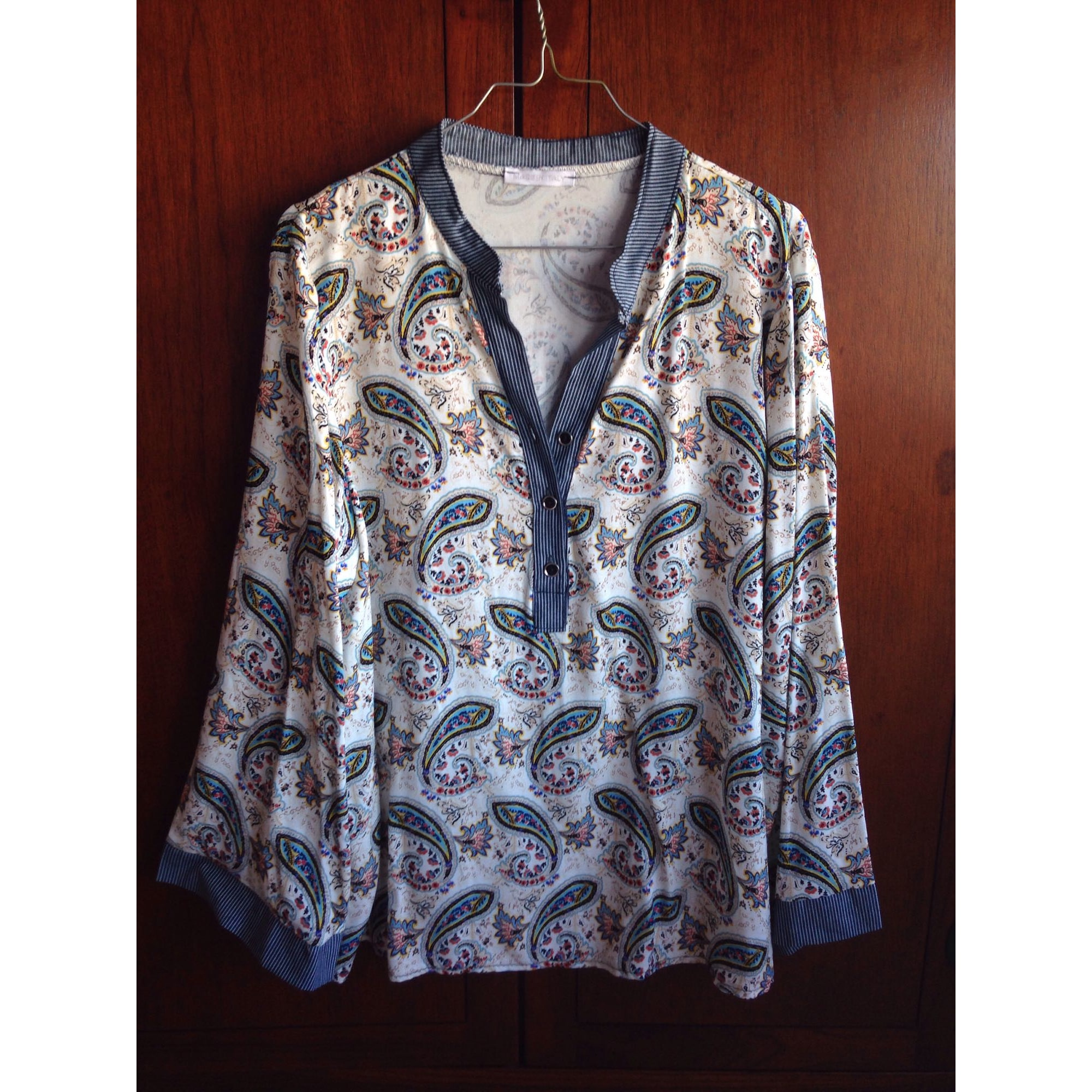 Blouse MADE IN ITALIE Multicouleur