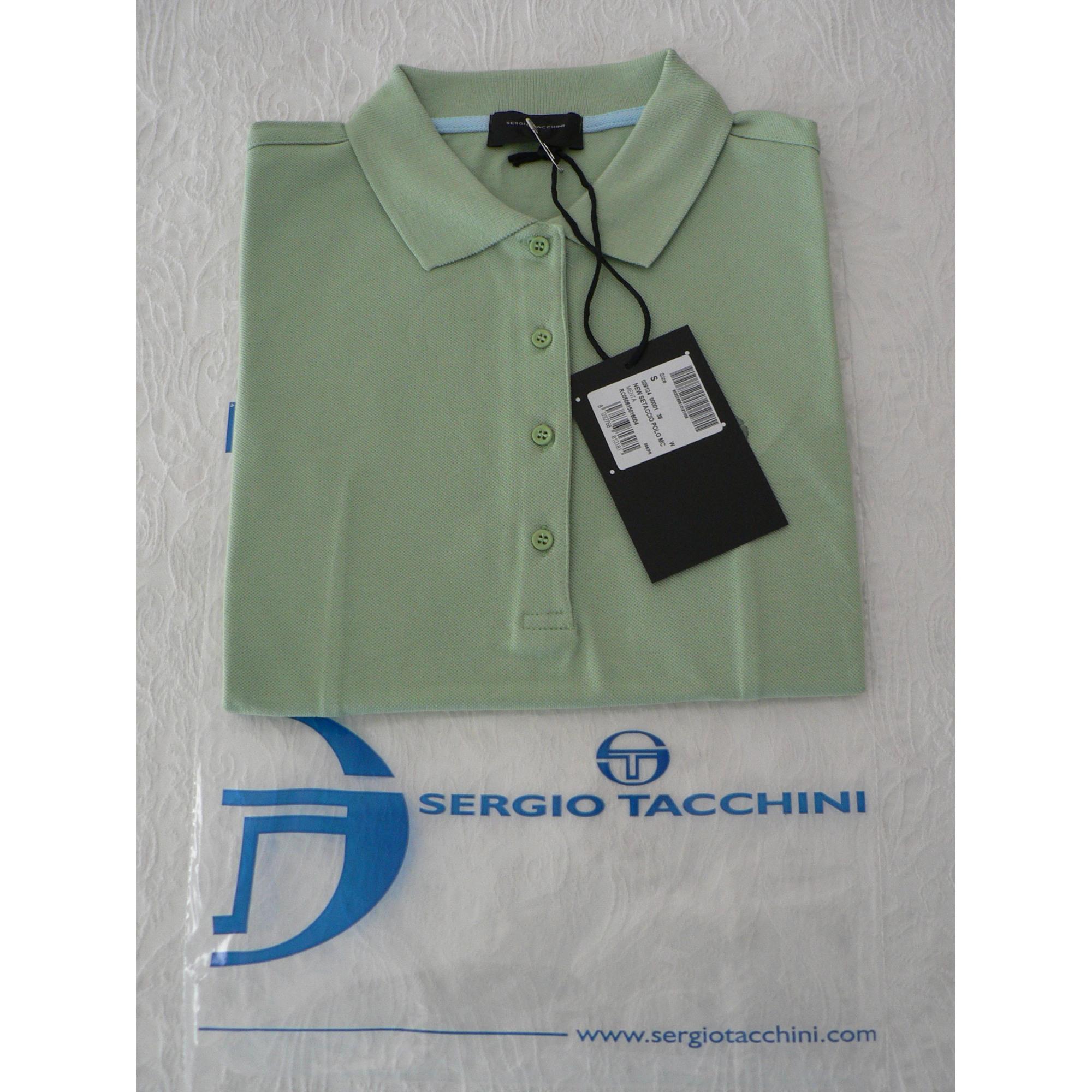Polo SERGIO TACCHINI Vert