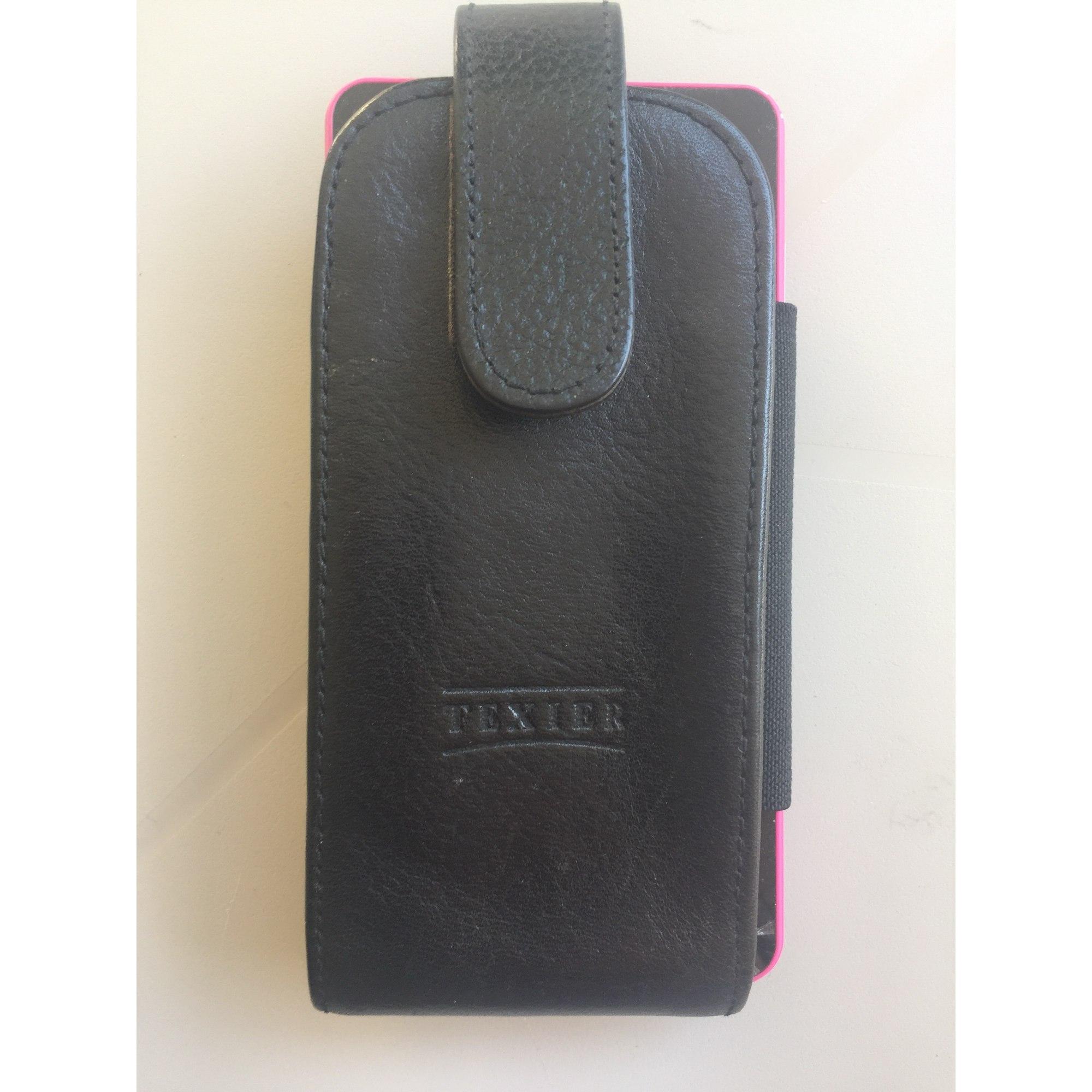 iPhone-Tasche TEXIER Schwarz
