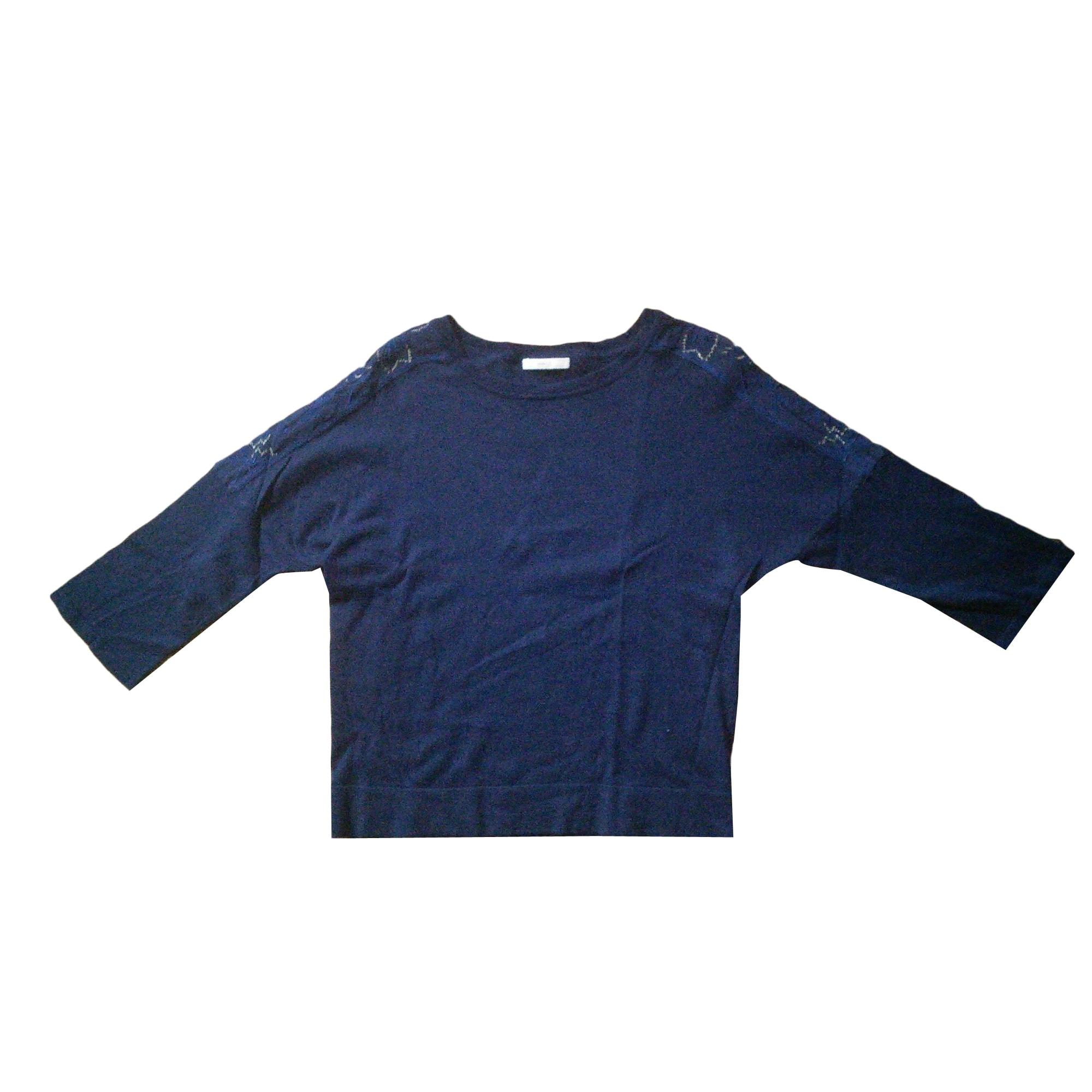 Pull SESSUN Bleu, bleu marine, bleu turquoise