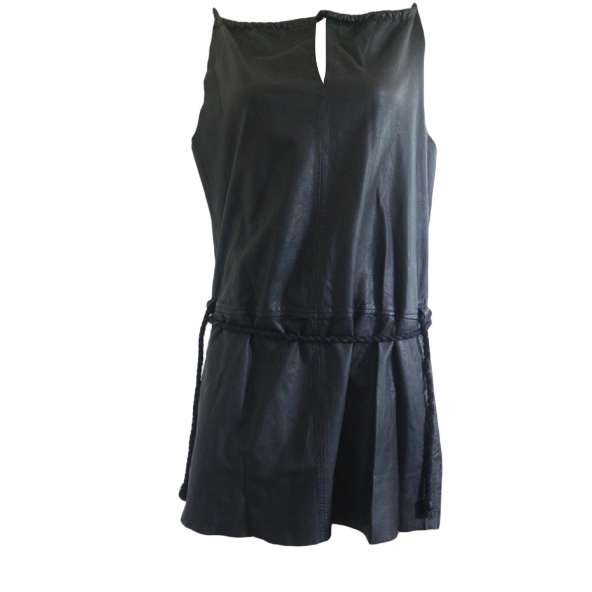 Robe tunique SWILDENS Noir