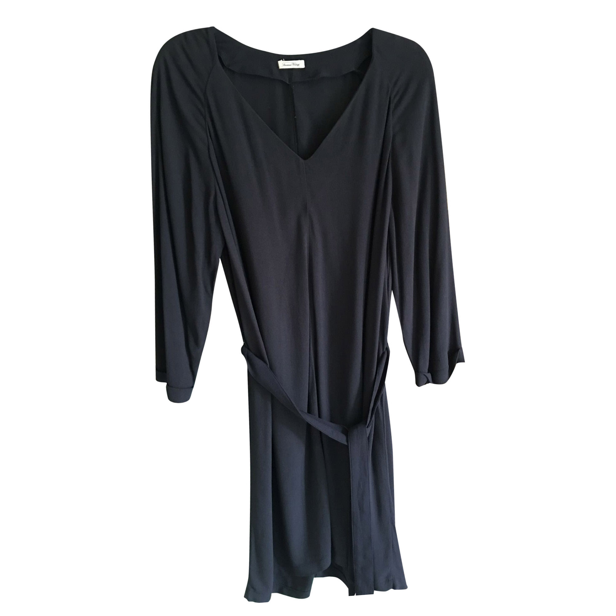 Robe courte AMERICAN VINTAGE Noir