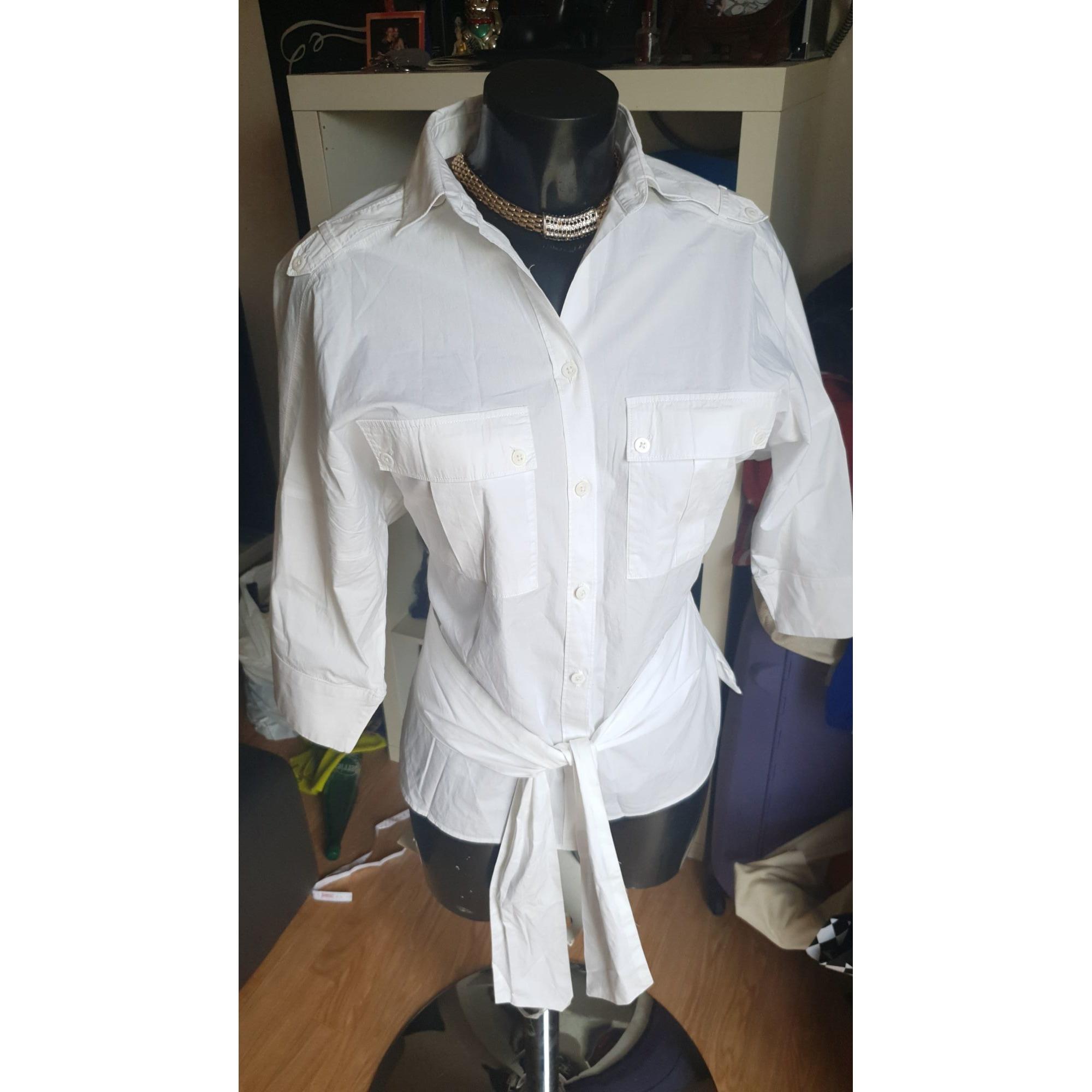 Chemise PAUL & JOE Blanc, blanc cassé, écru