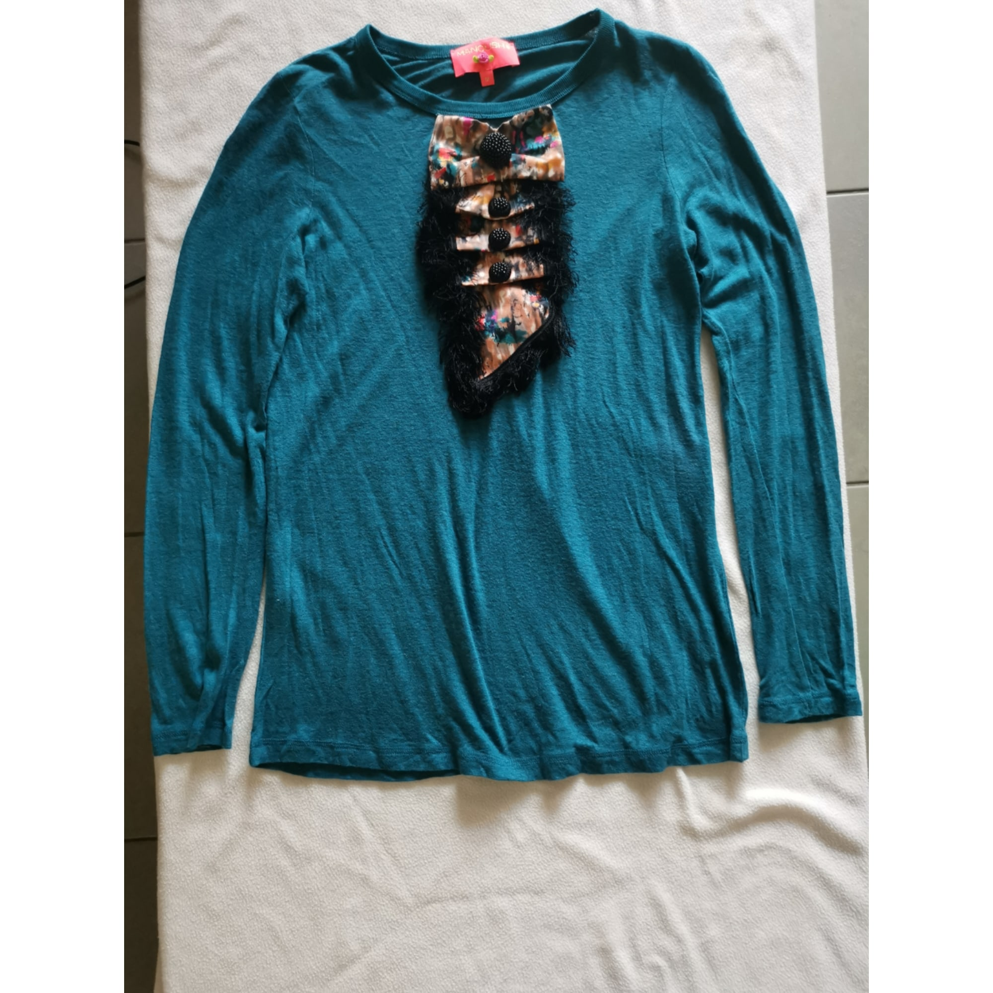 Top, tee-shirt MANOUSH Multicouleur