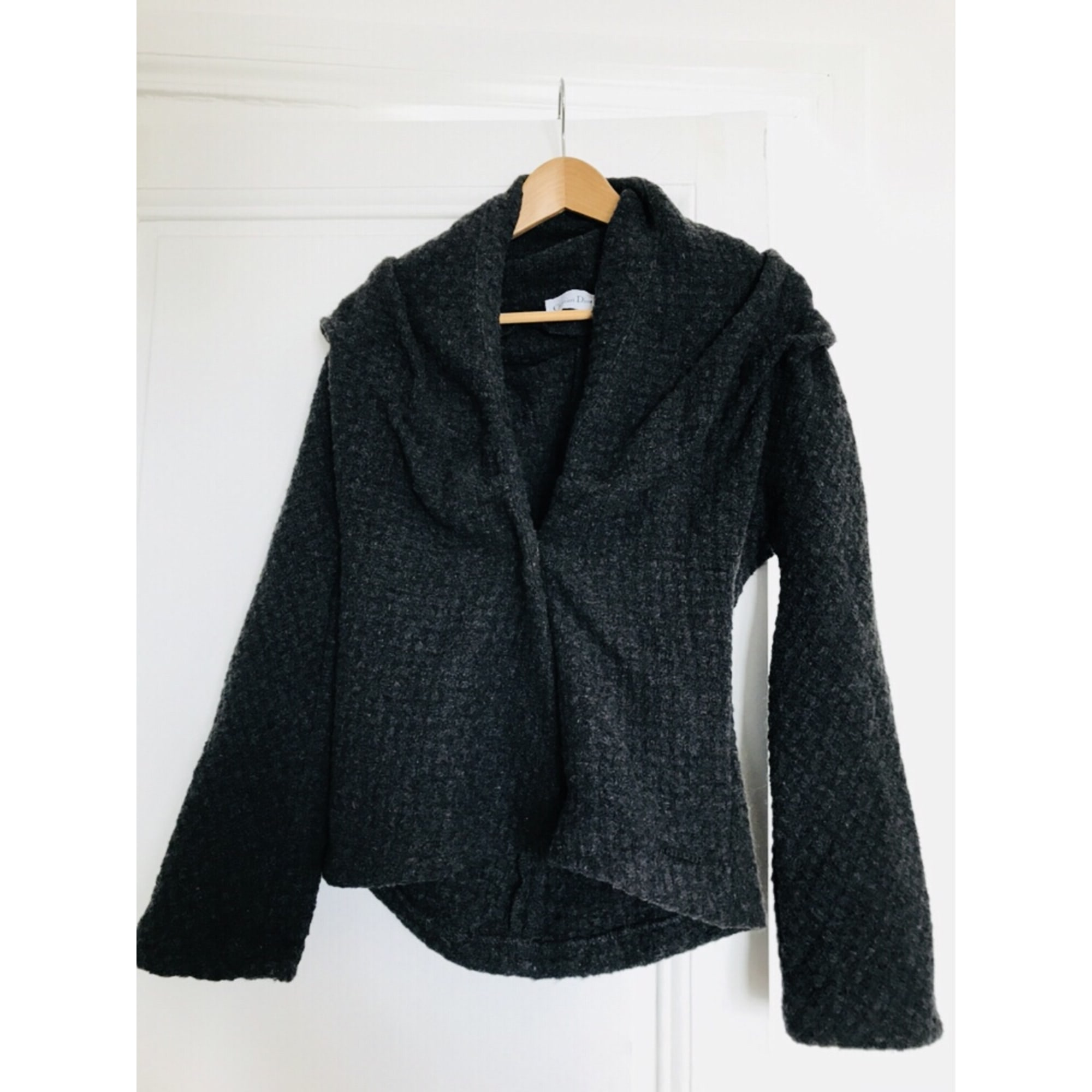 Gilet, cardigan BABY DIOR Gris, anthracite