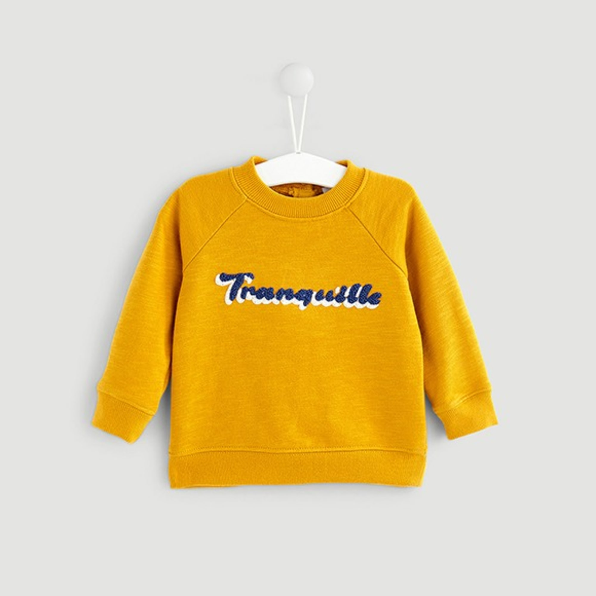 Sweatshirt BOUT'CHOU Orange