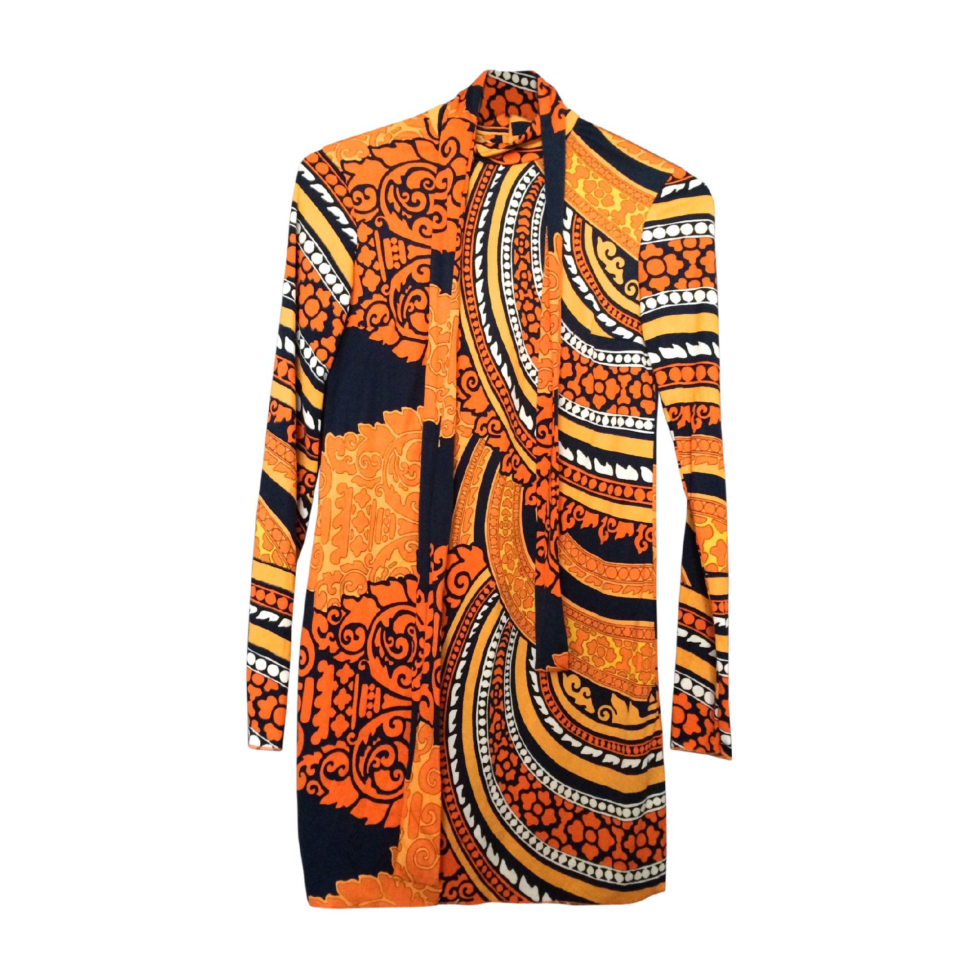Robe courte LEONARD Multicouleur