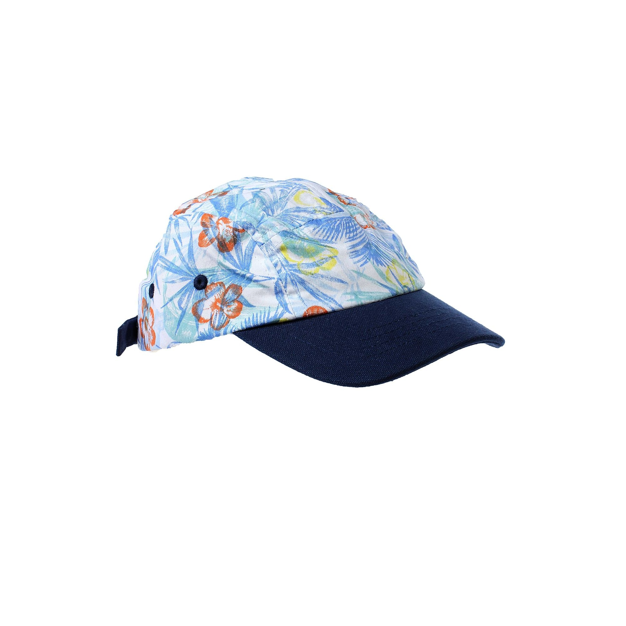 Cap BENETTON Blue, navy, turquoise