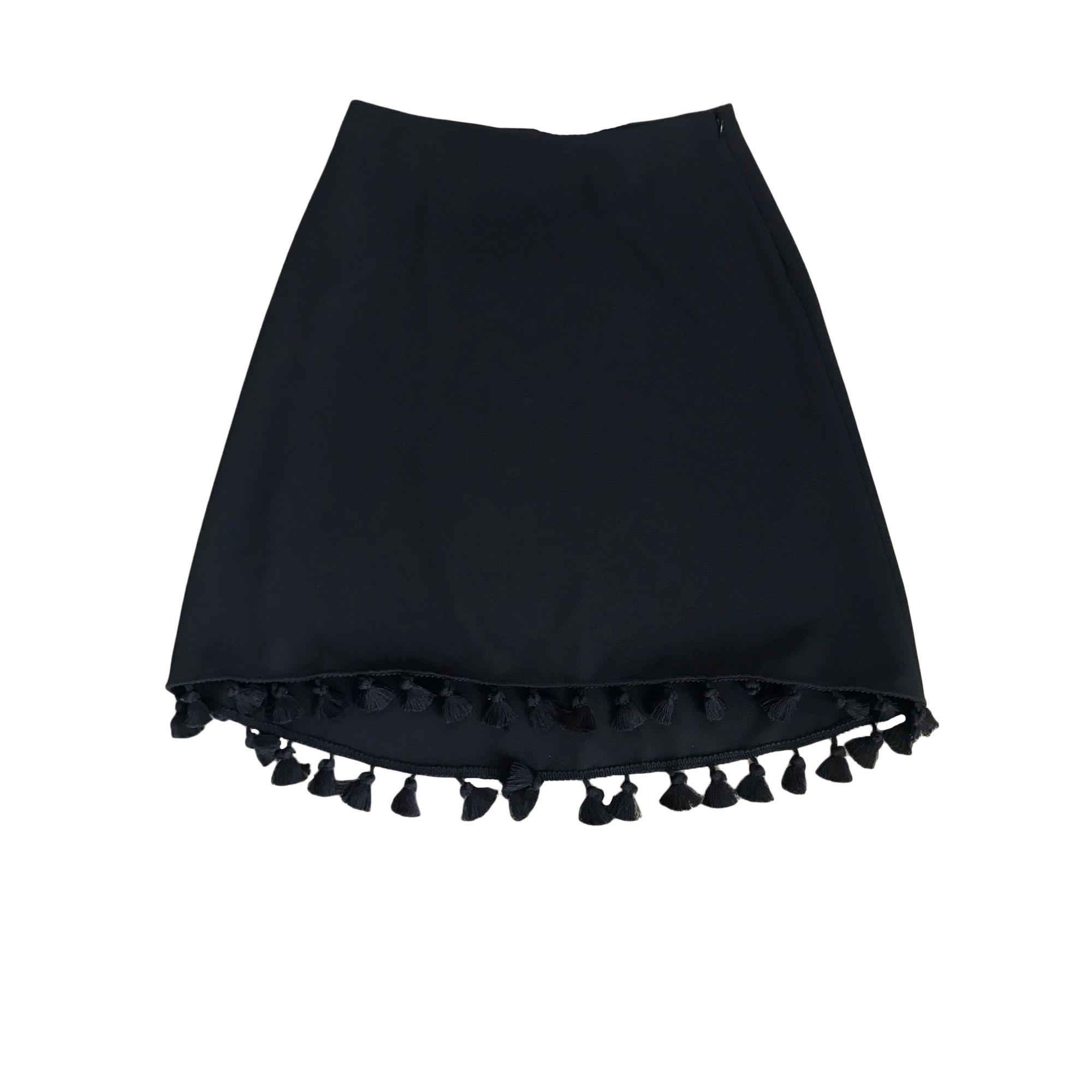 Jupe mi-longue CLAUDIE PIERLOT Noir