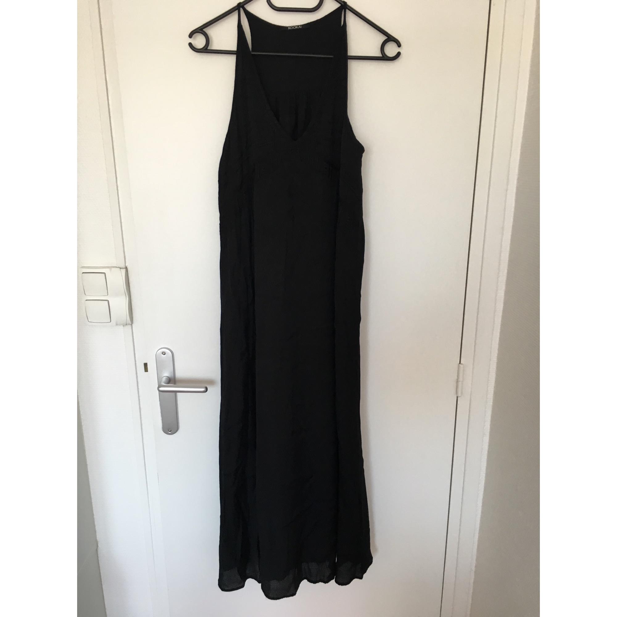 Robe longue KOOKAI Noir
