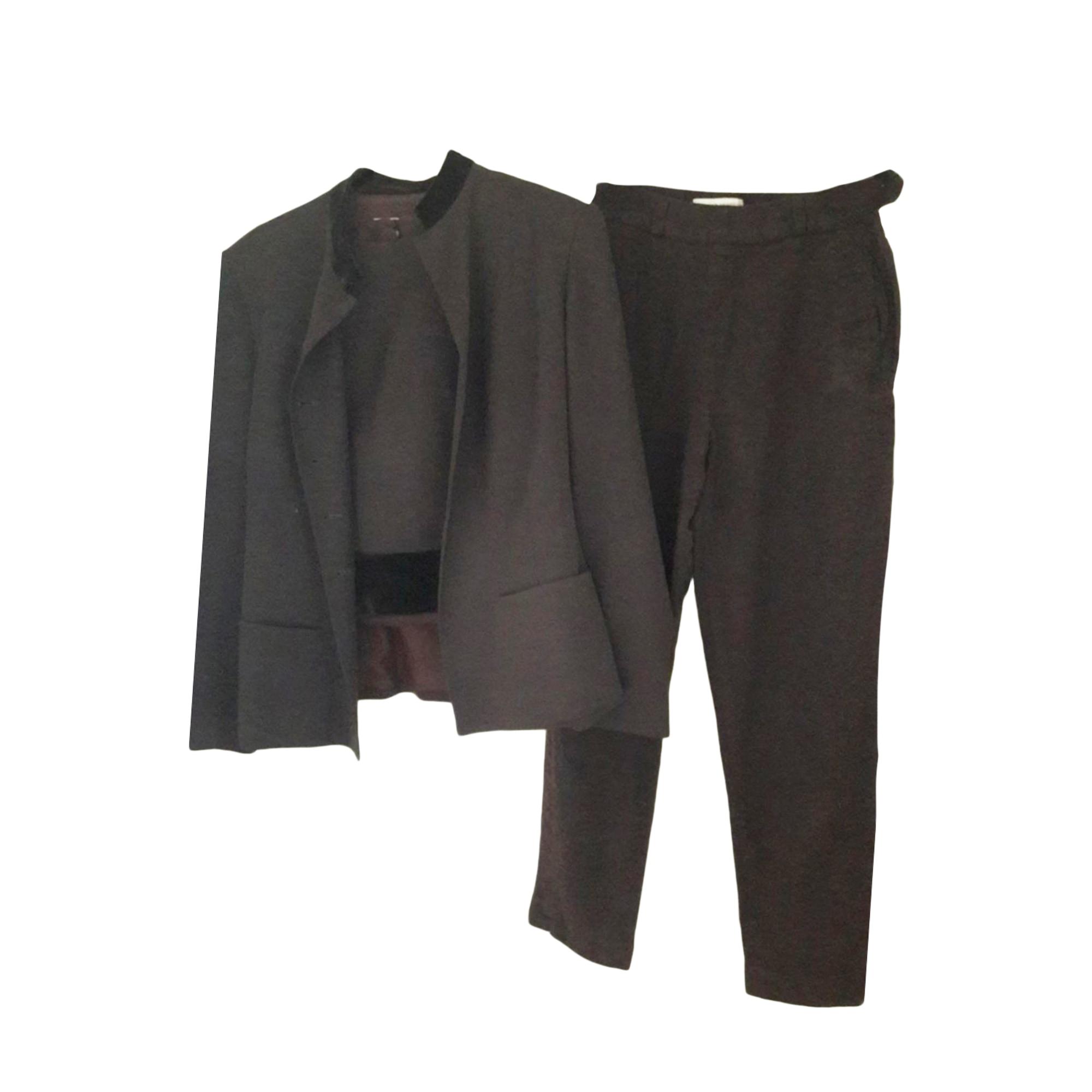 Tailleur pantalon ARMAND VENTILO Violet, mauve, lavande