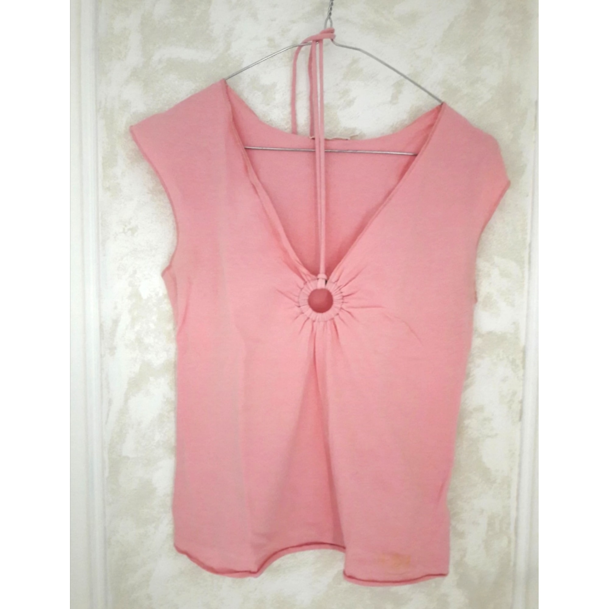 Top, tee-shirt ROXY Rose, fuschia, vieux rose