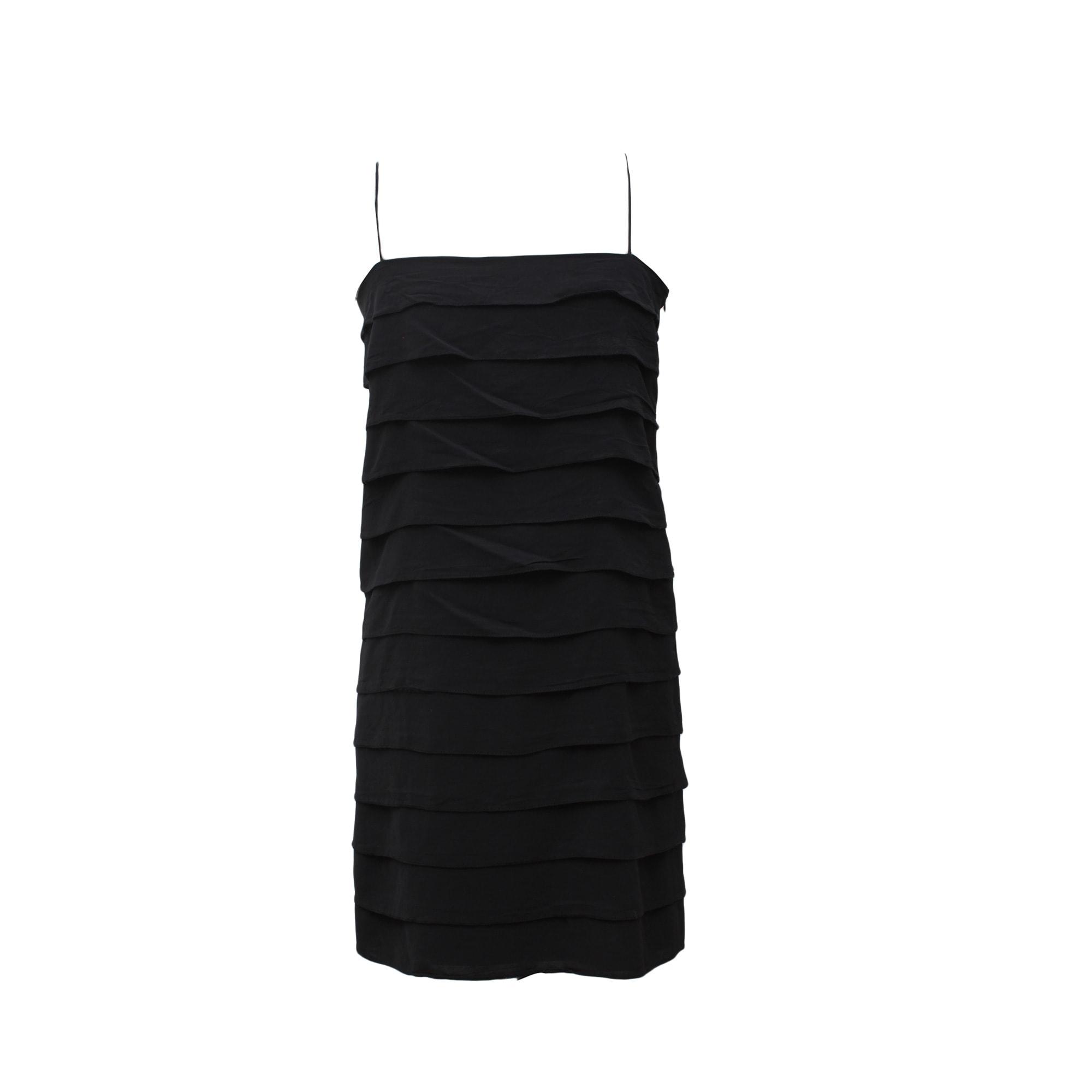 Robe mi-longue CLAUDIE PIERLOT Noir