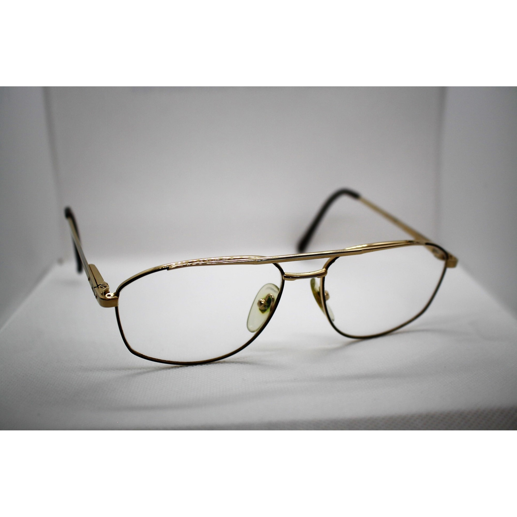Eyeglass Frames JEAN LOUIS SCHERRER Golden, bronze, copper
