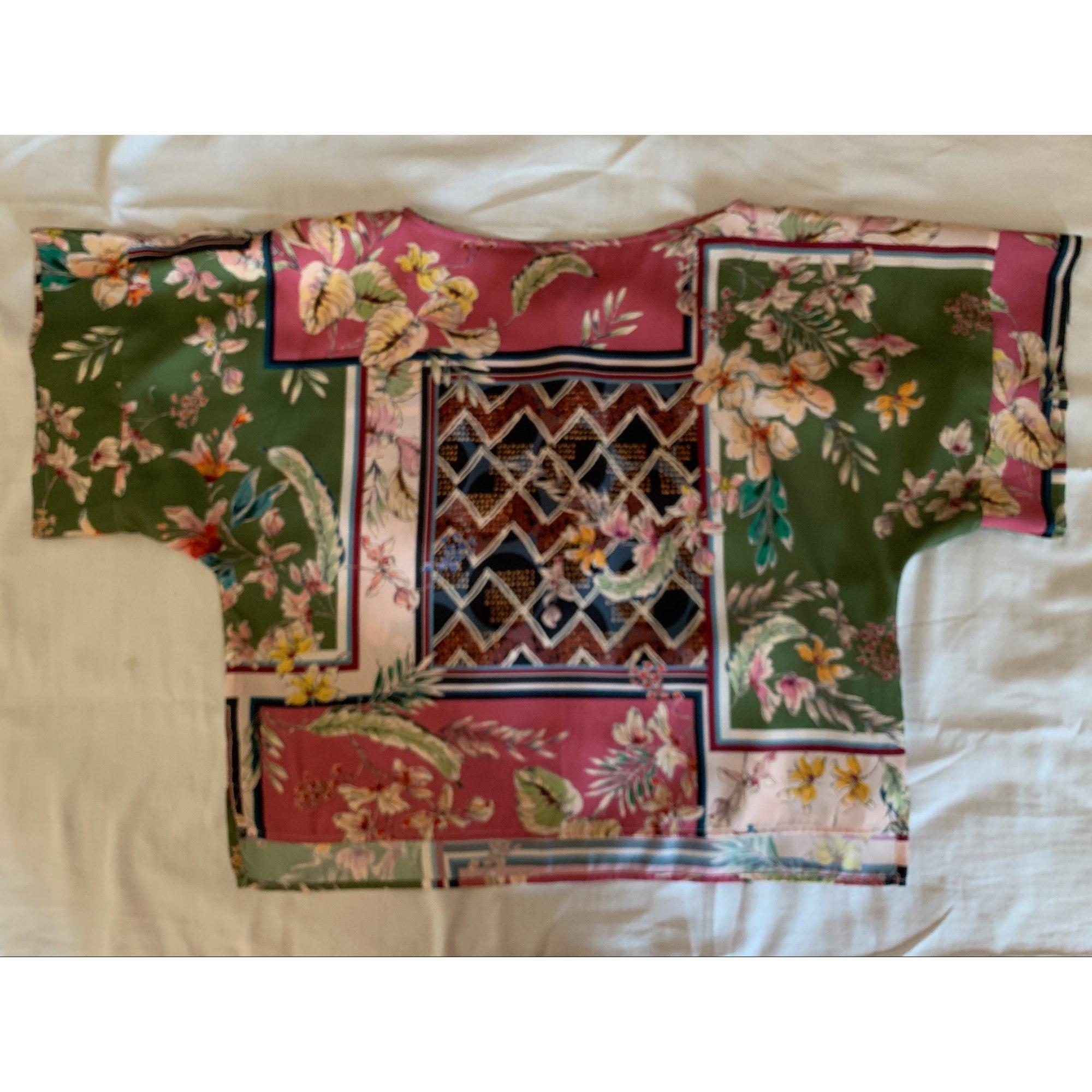 Top, tee-shirt ZARA Motif