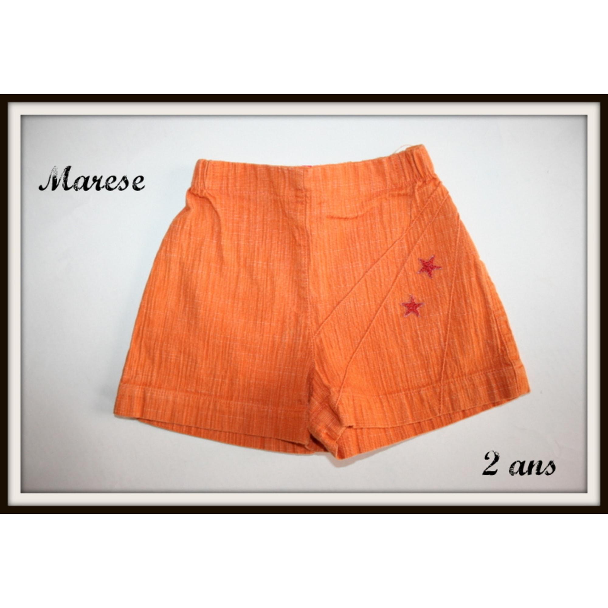 Short MARÈSE Orange