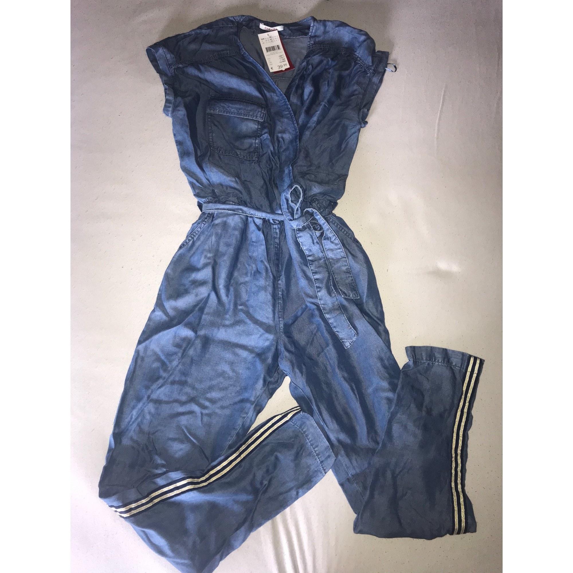 Combinaison CAMAIEU Bleu, bleu marine, bleu turquoise