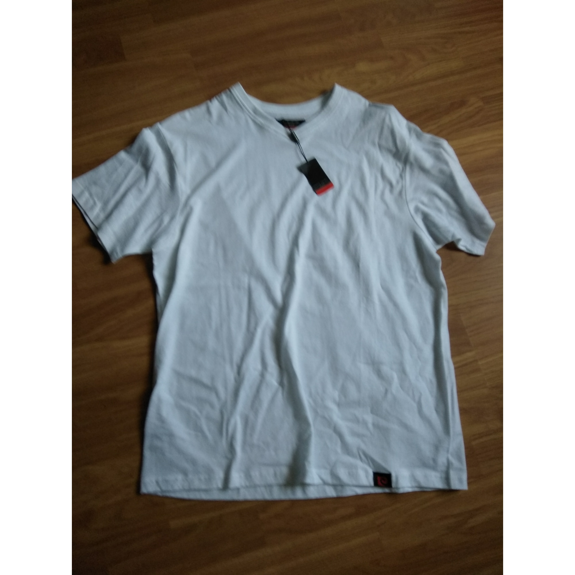 Tee-shirt PIERRE CARDIN Blanc, blanc cassé, écru