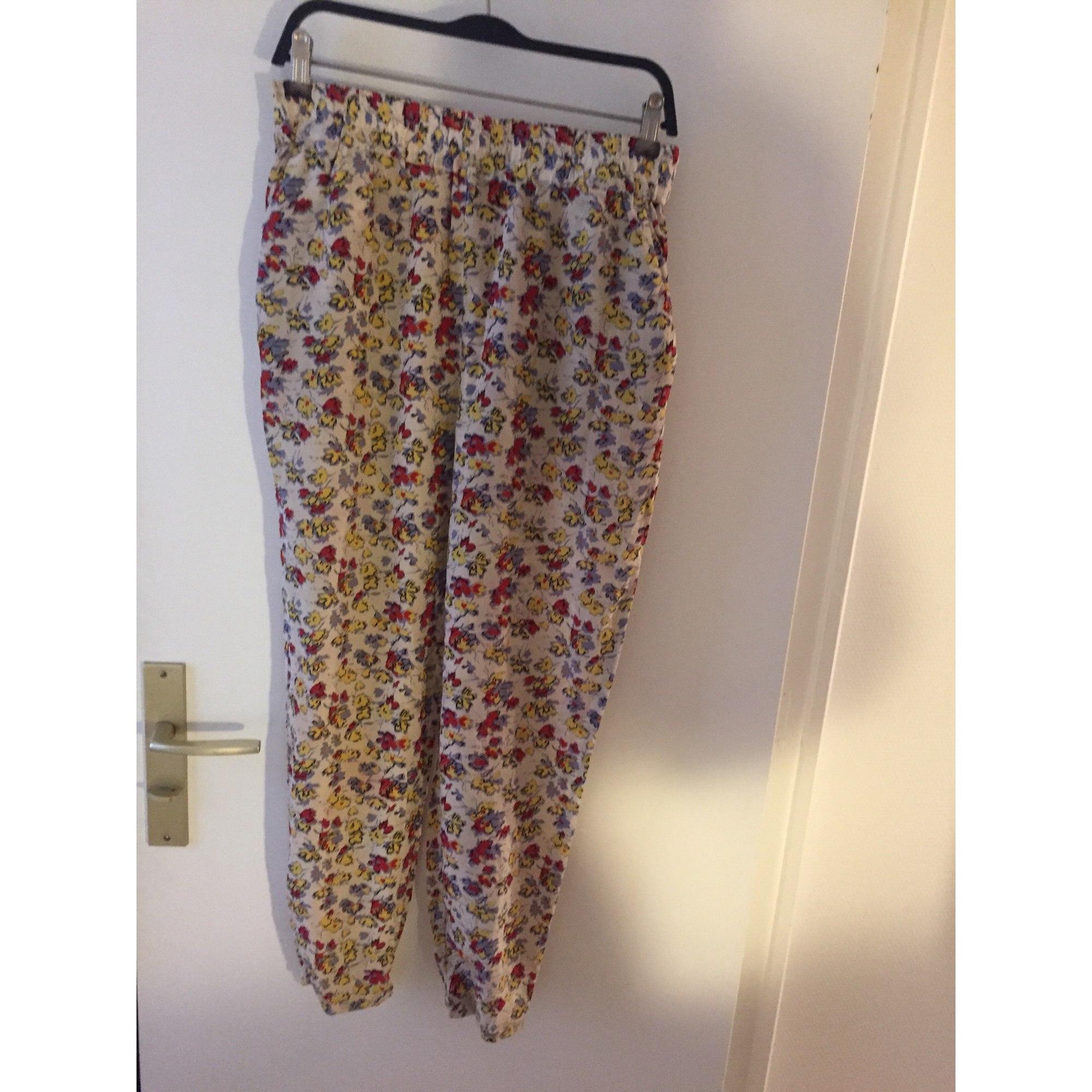 Pantalon large ZADIG & VOLTAIRE Multicouleur