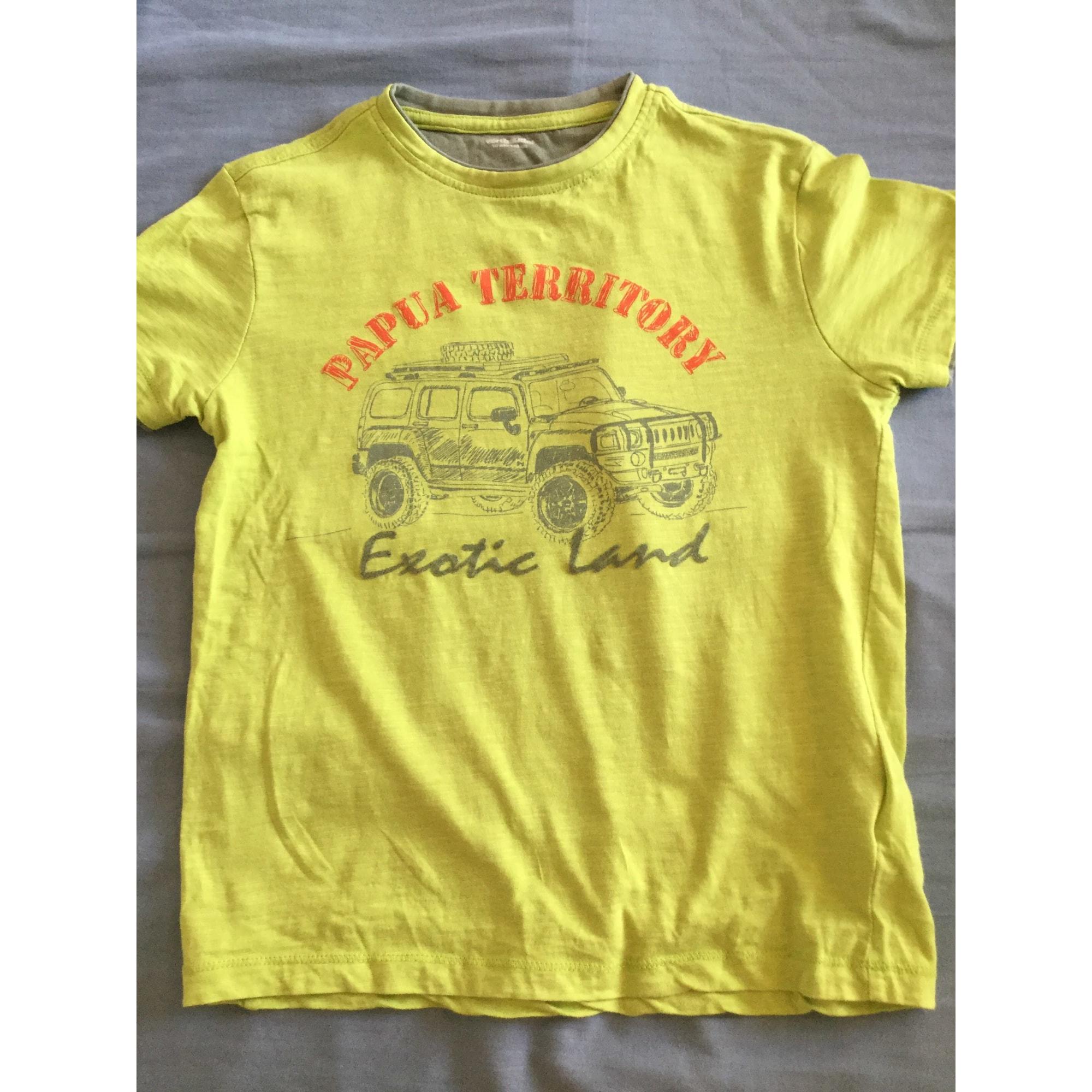 Tee-shirt VERTBAUDET Vert