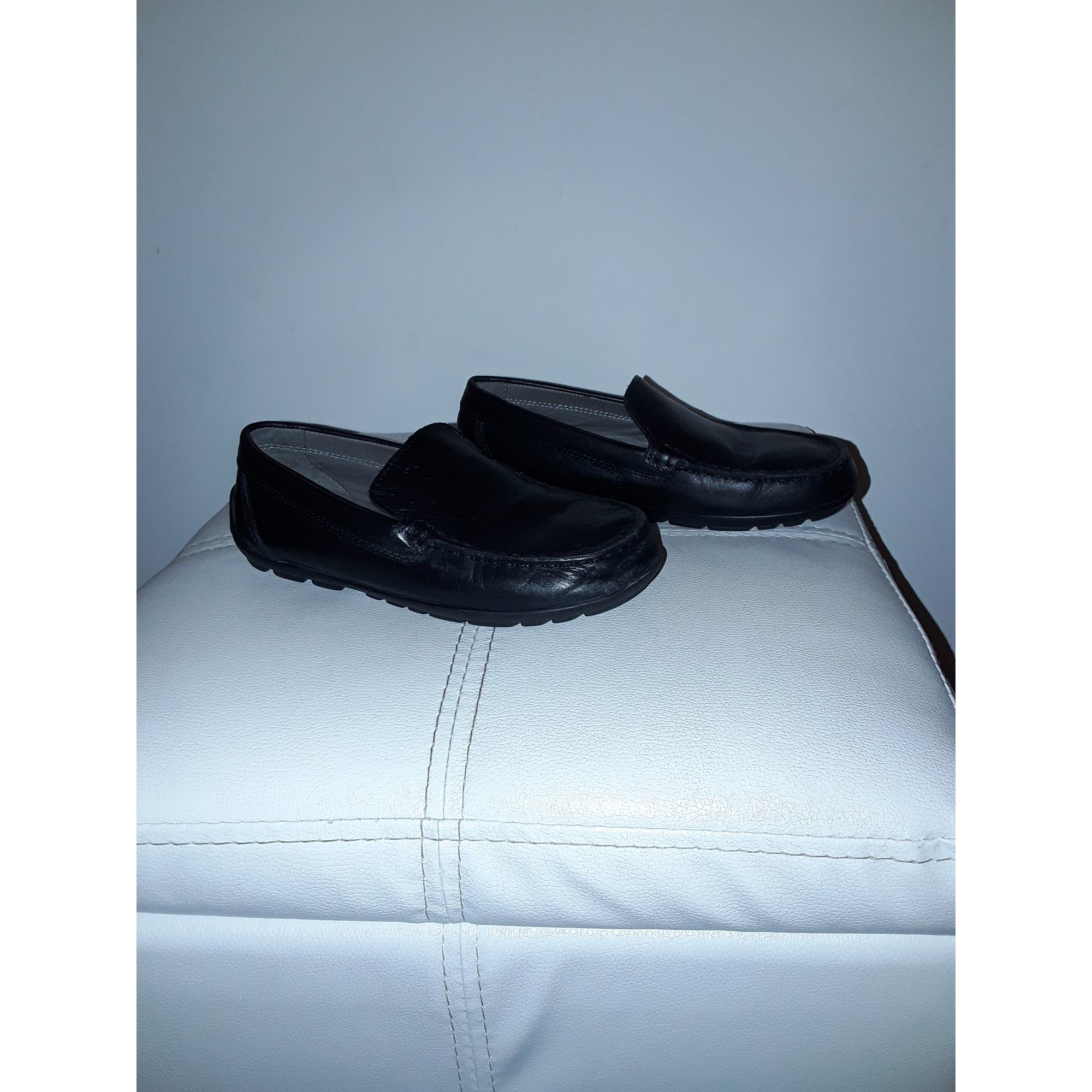 Loafers GEOX Black