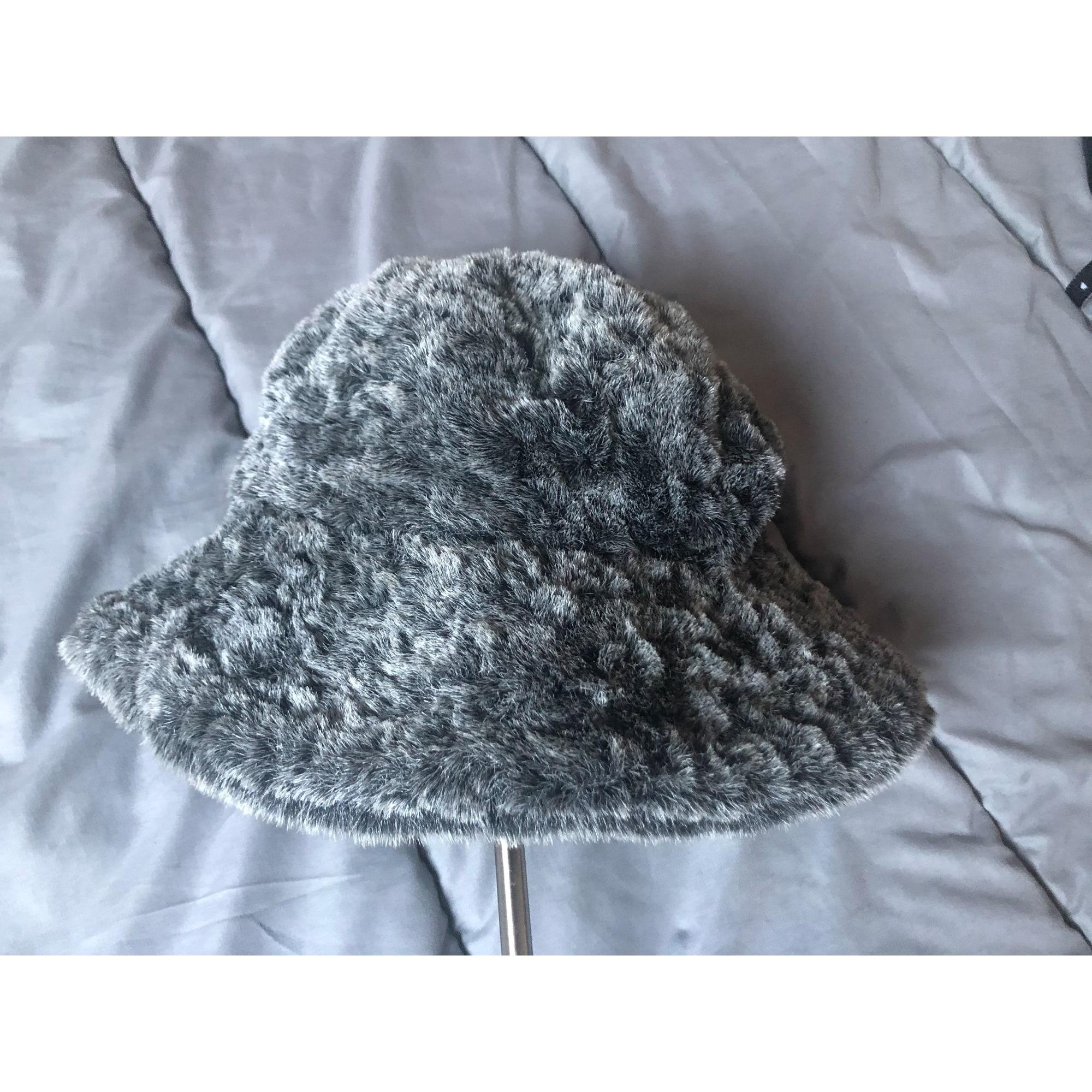 Chapeau WHITELEY Gris, anthracite