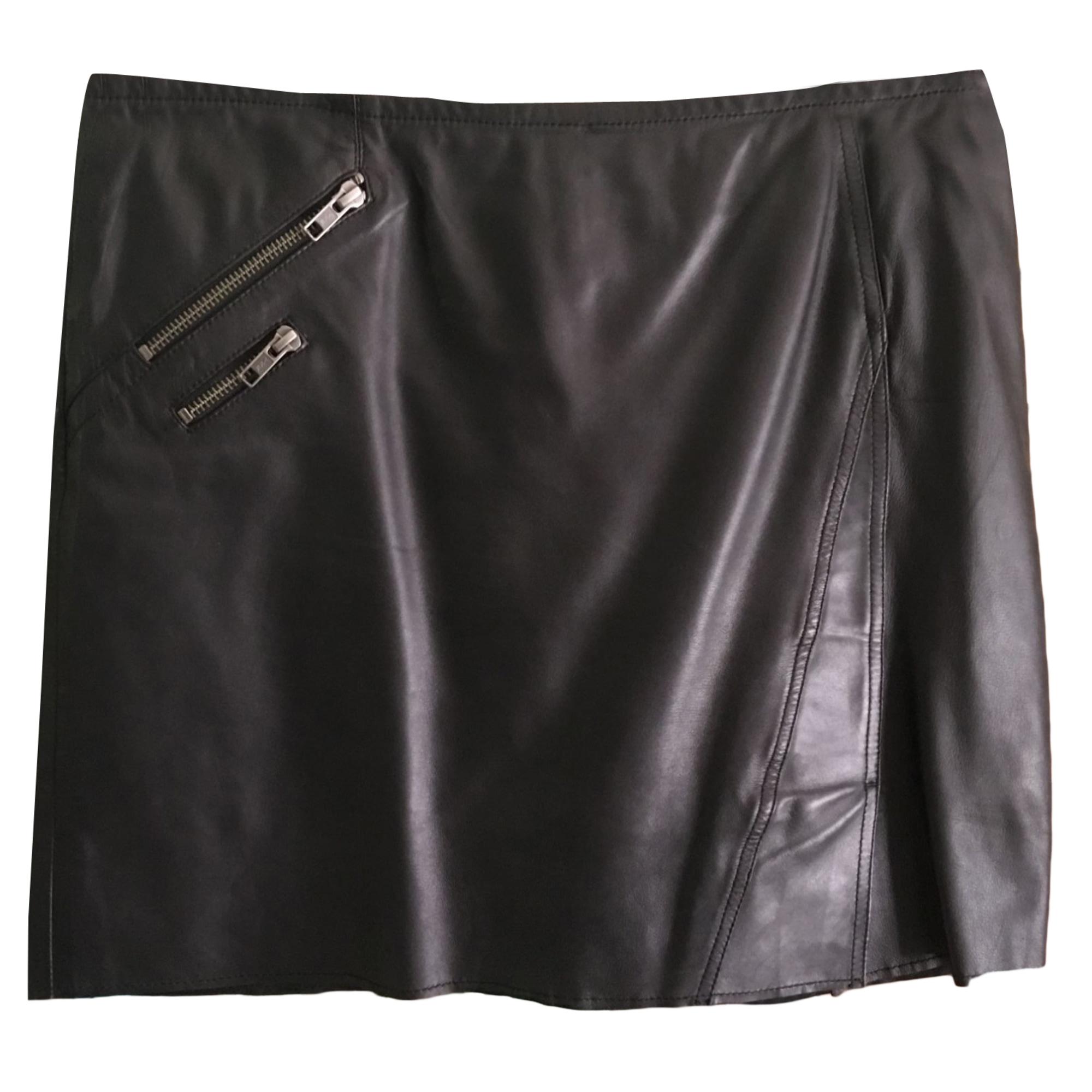 Jupe courte IKKS Noir