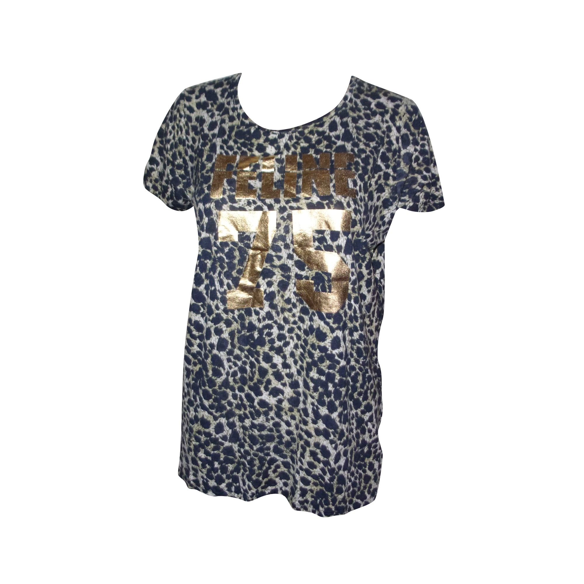 Top, tee-shirt CLAUDIE PIERLOT Multicouleur
