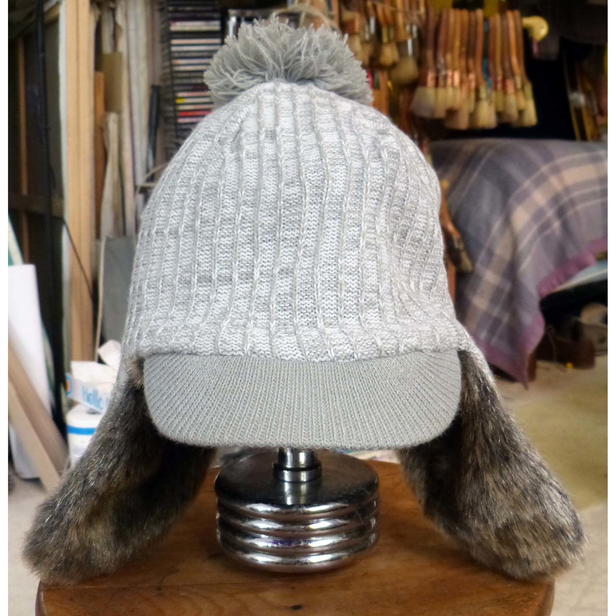 Casquette KEYNOTE Gris, anthracite