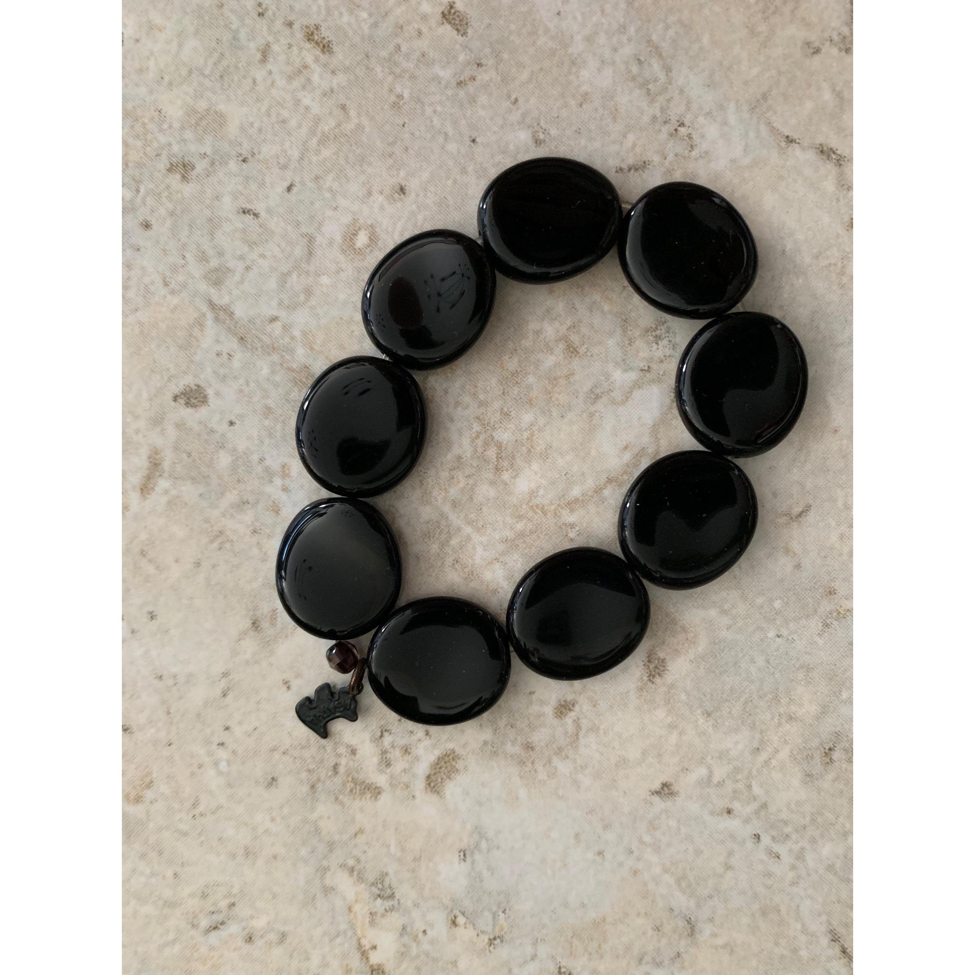 Bracelet AGATHA Noir