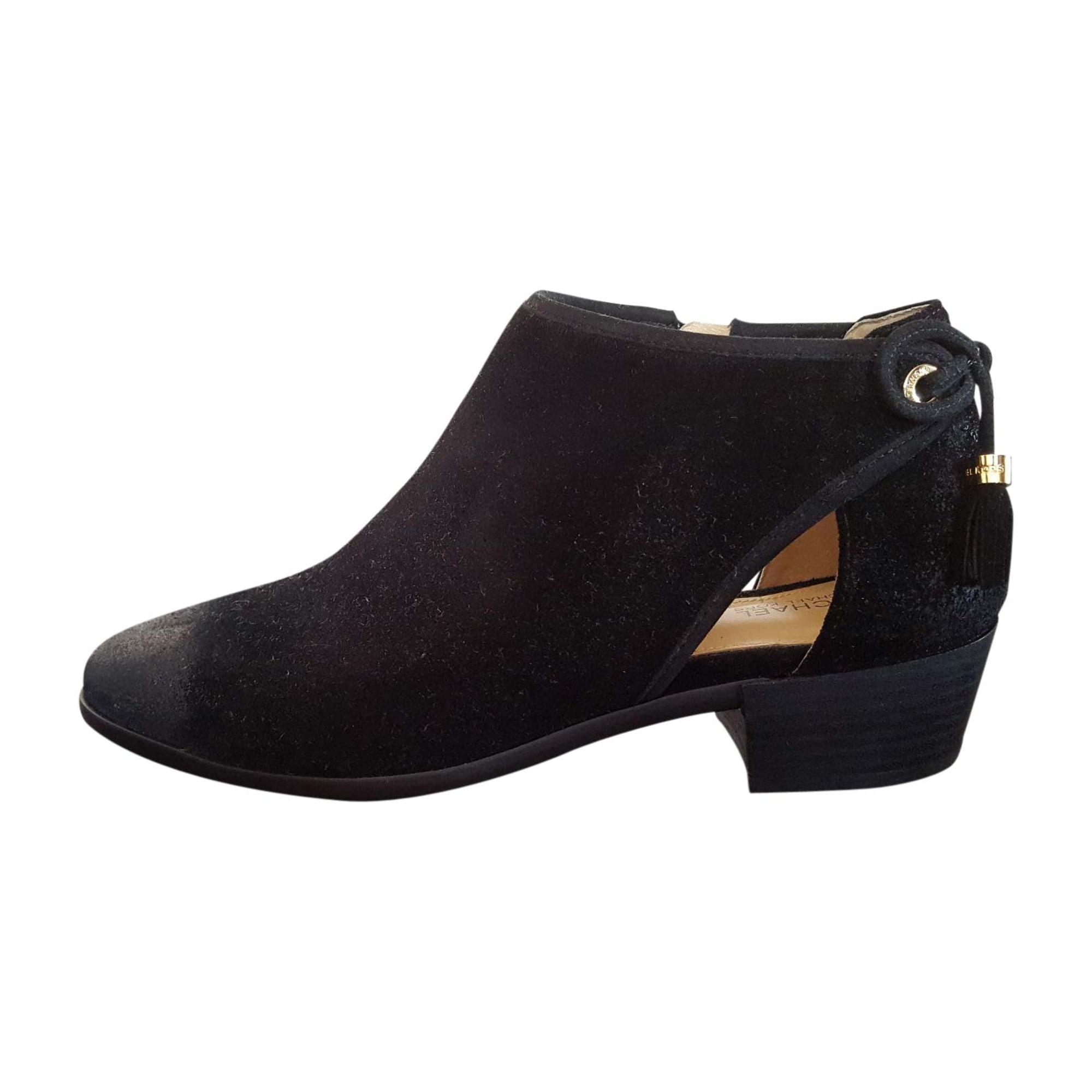 Bottines & low boots plates MICHAEL KORS Noir