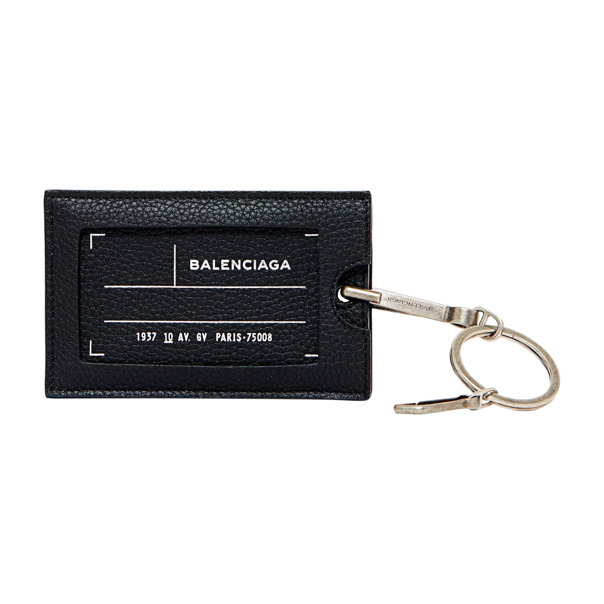 Schlüsseletui BALENCIAGA Schwarz